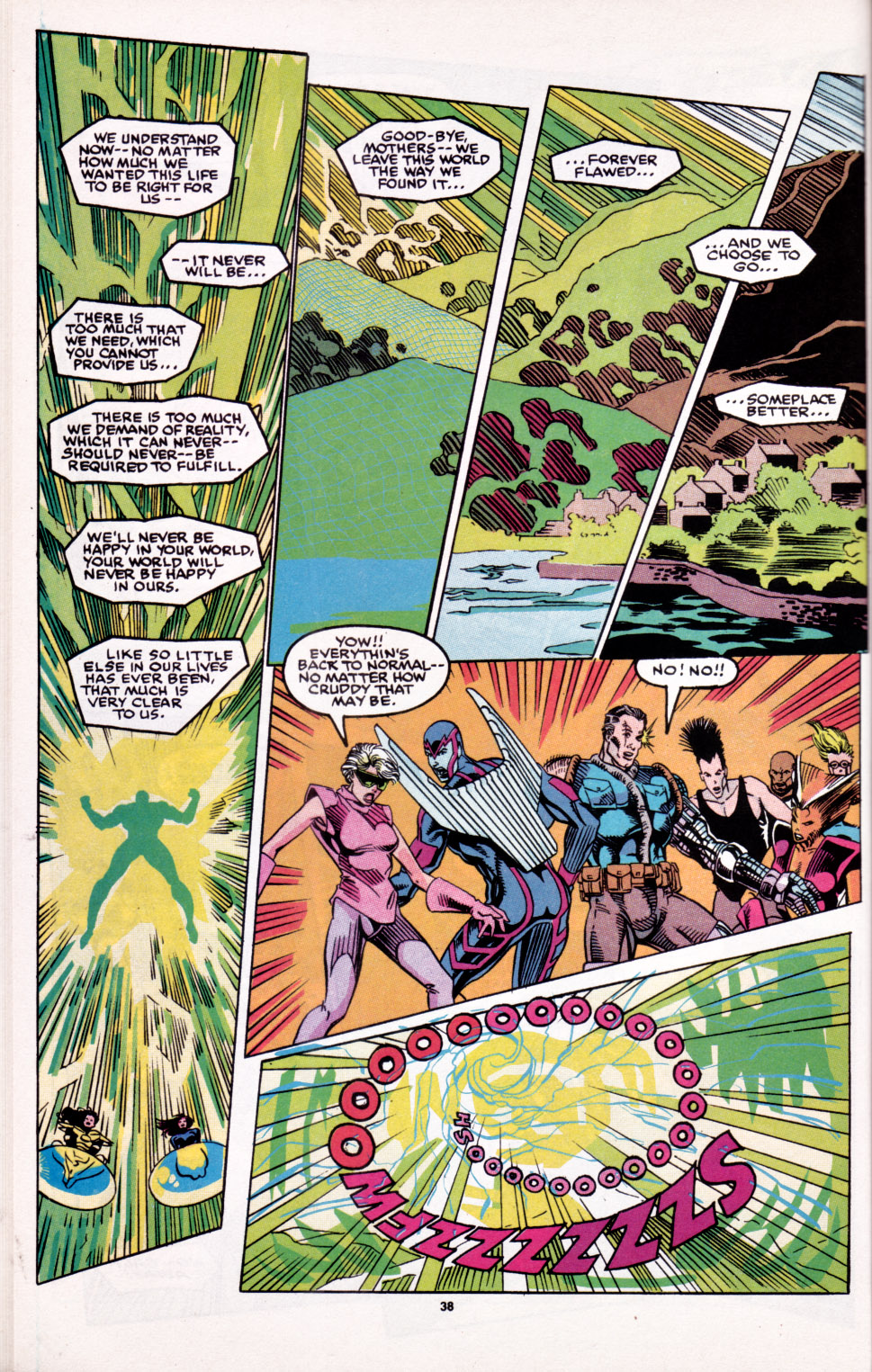 Read online X-Factor (1986) comic -  Issue # _ Annual 6 - 33