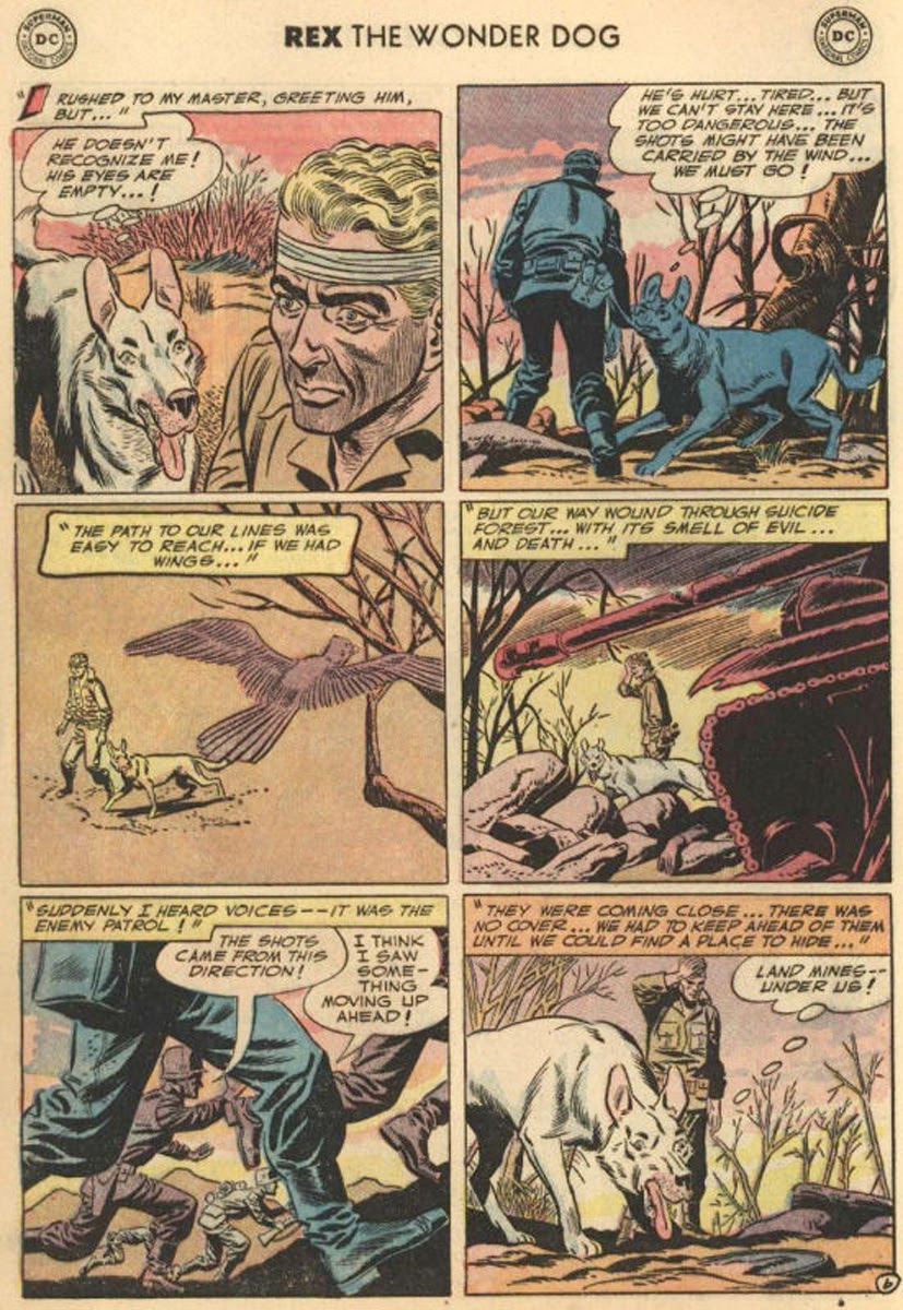 The Adventures of Rex the Wonder Dog issue 4 - Page 8