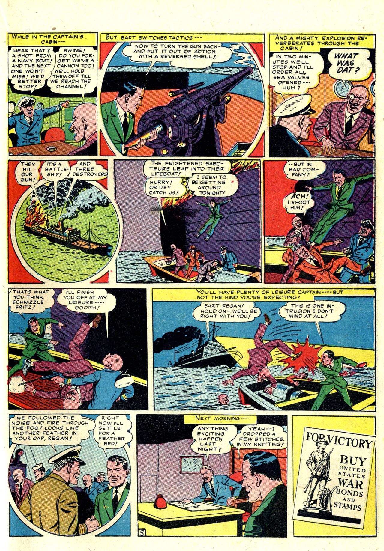 Read online Detective Comics (1937) comic -  Issue #76 - 41