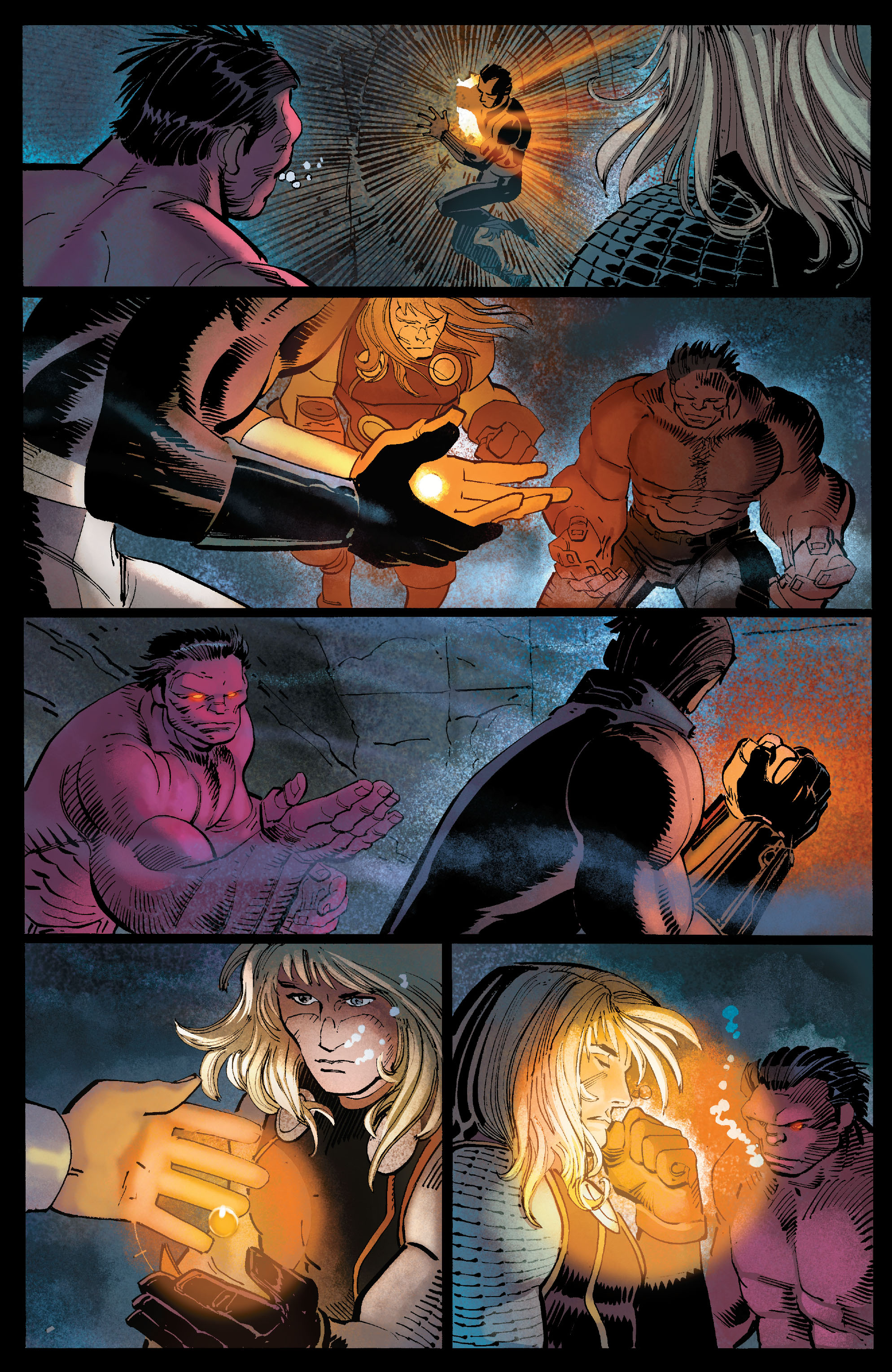 Read online Avengers (2010) comic -  Issue #10 - 9