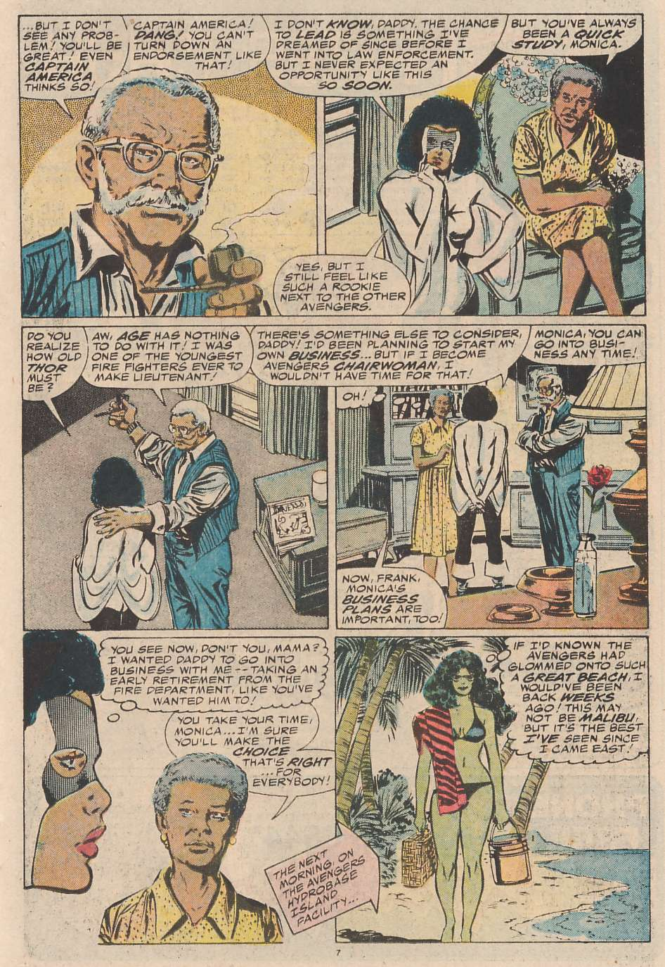 The Avengers (1963) 279 Page 7