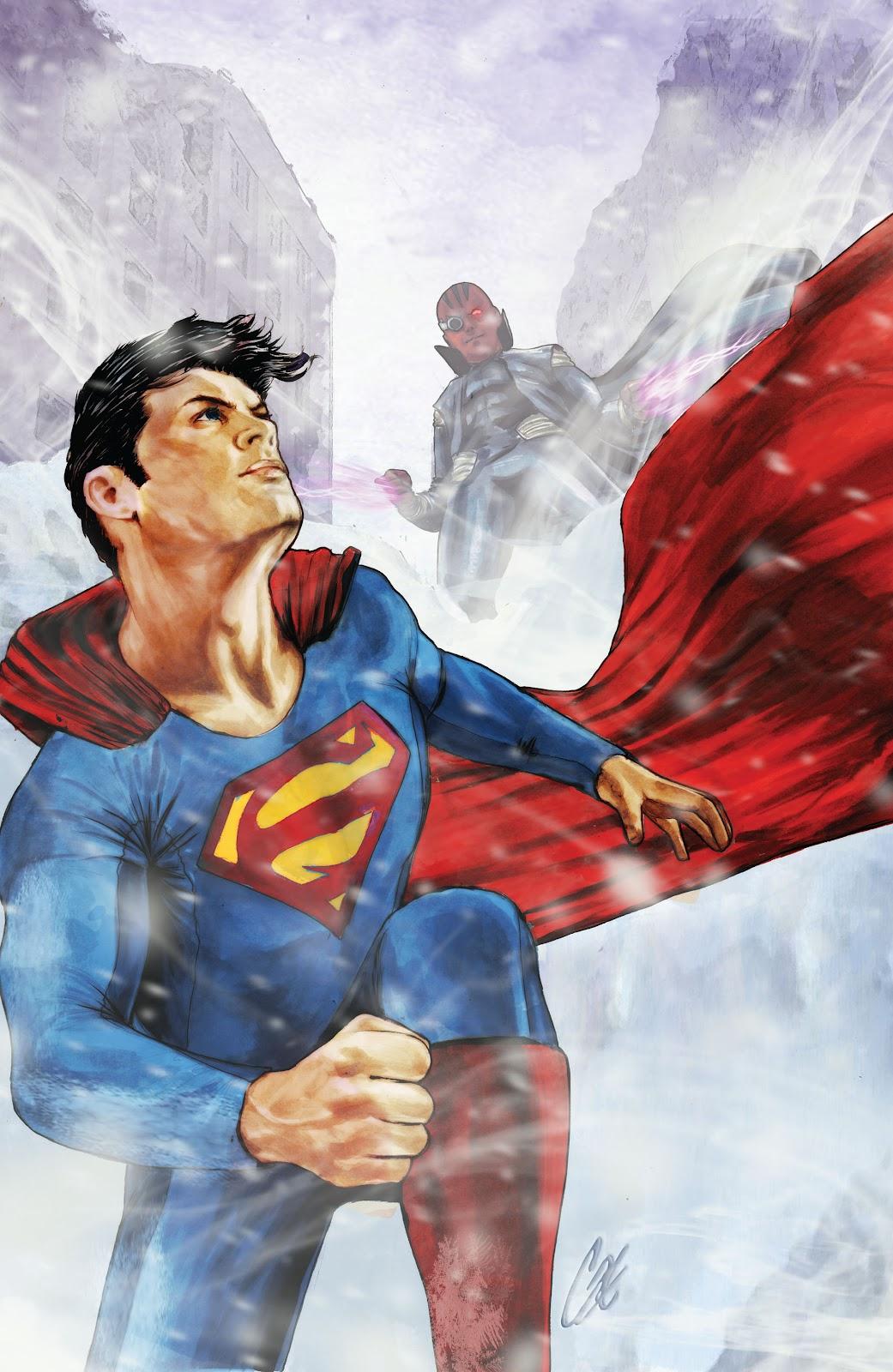 Read online Smallville Season 11 [II] comic -  Issue # TPB 6 - 111