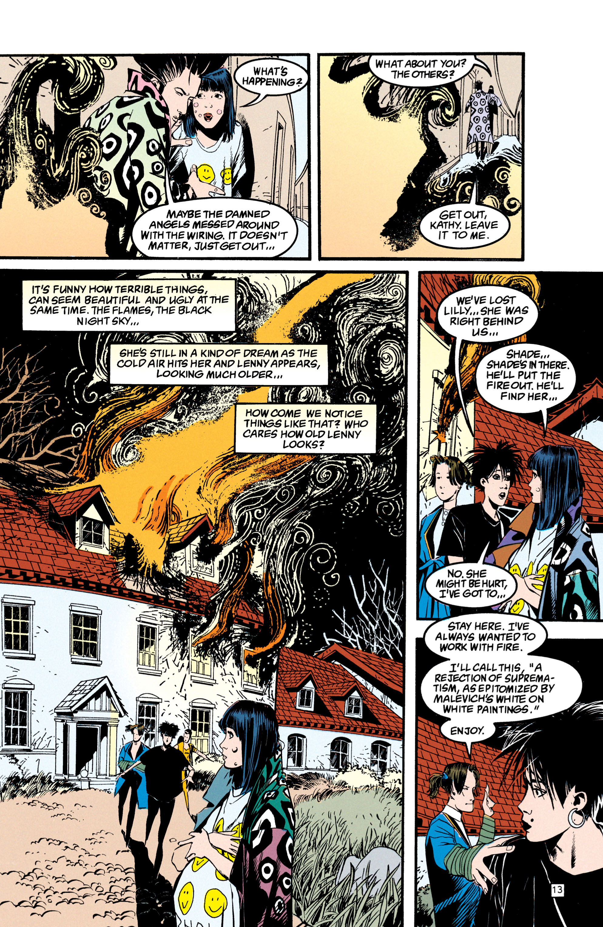 Read online Shade, the Changing Man comic -  Issue #49 - 14