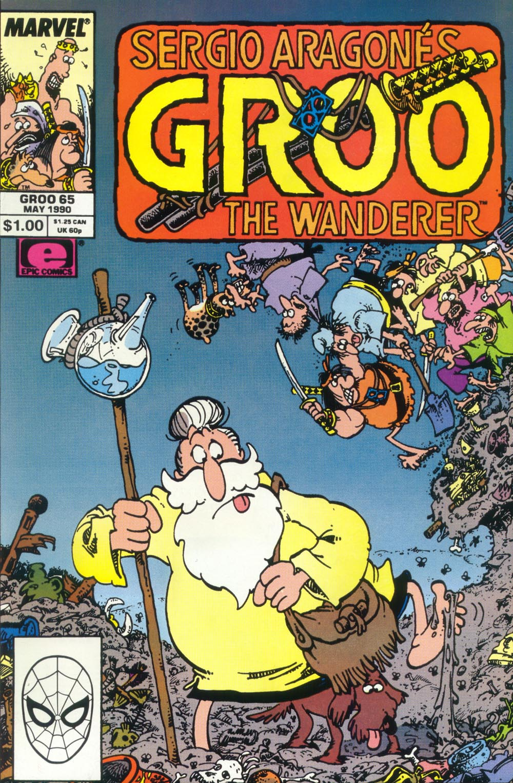 Read online Sergio Aragonés Groo the Wanderer comic -  Issue #65 - 1