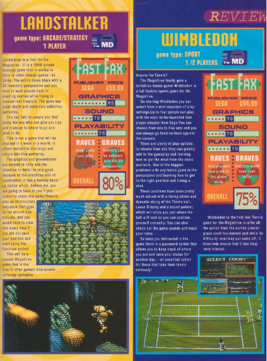 Read online Sonic the Comic comic -  Issue #10 - 11