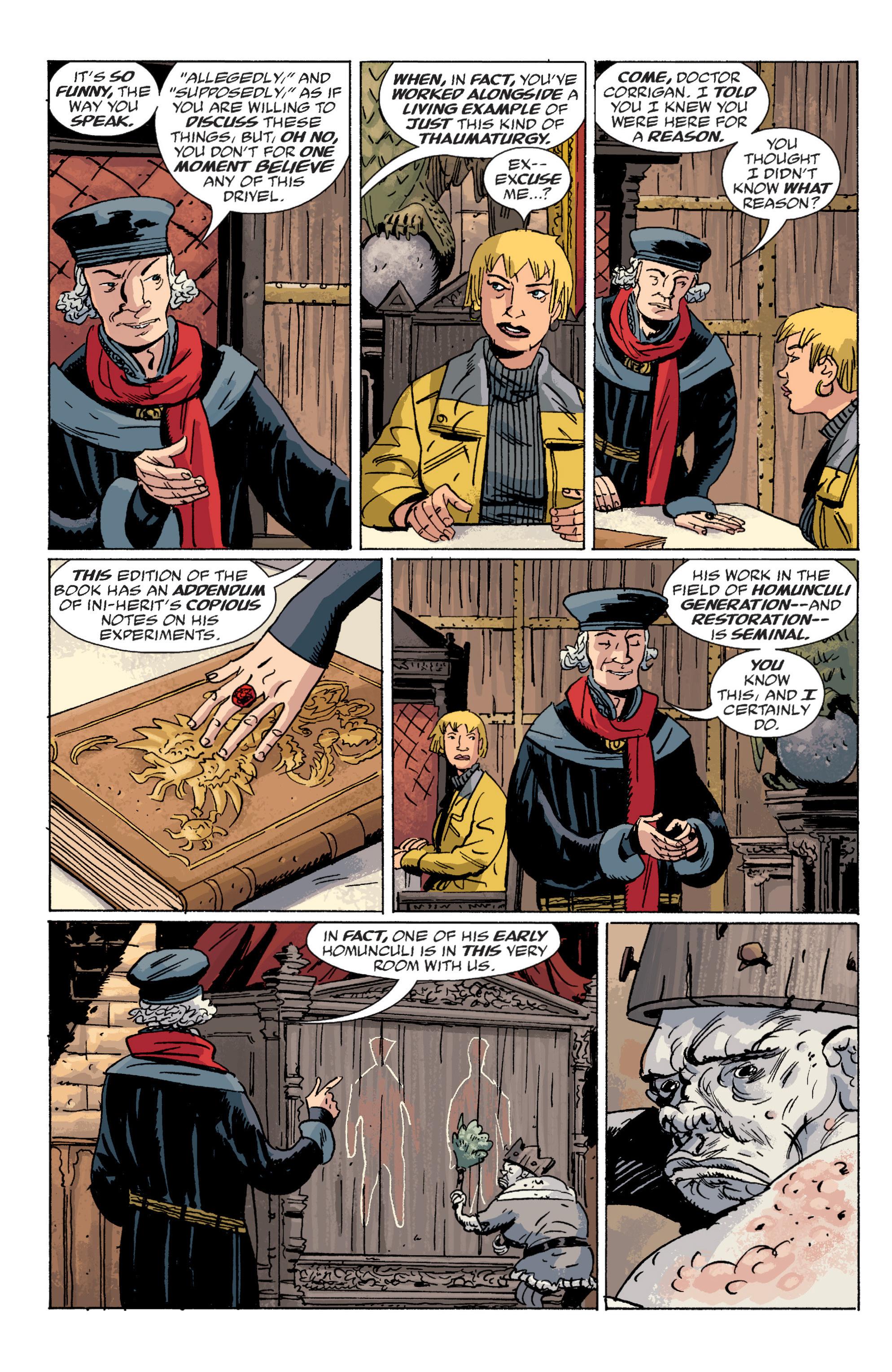 Read online B.P.R.D. (2003) comic -  Issue # TPB 6 - 63