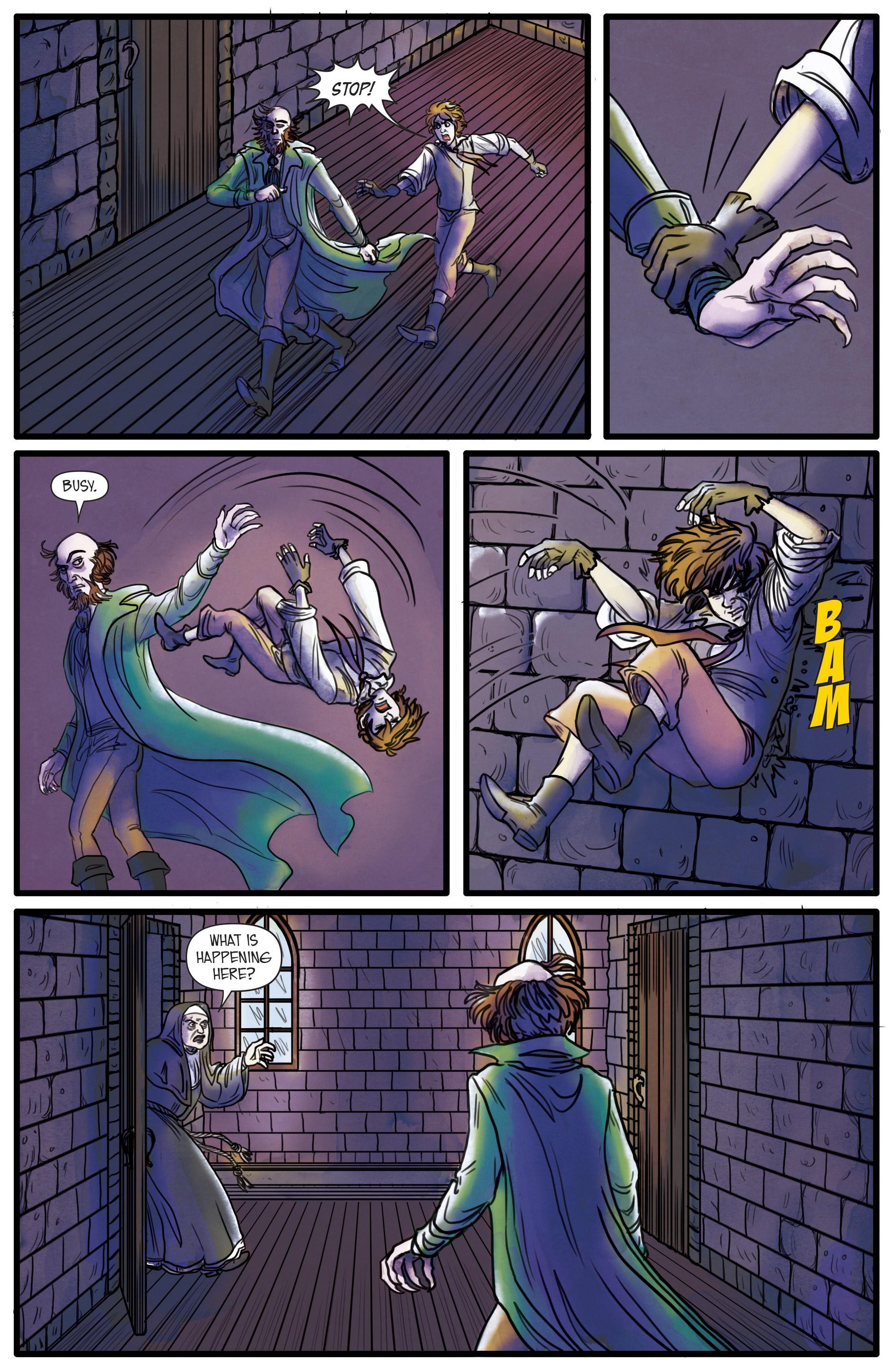 Read online Artful comic -  Issue #3 - 3