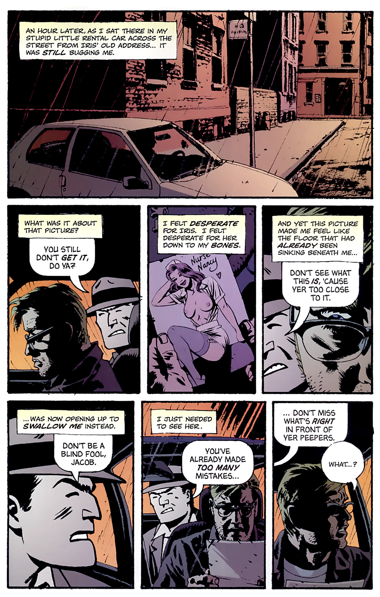 Read online Criminal (2008) comic -  Issue #6 - 26