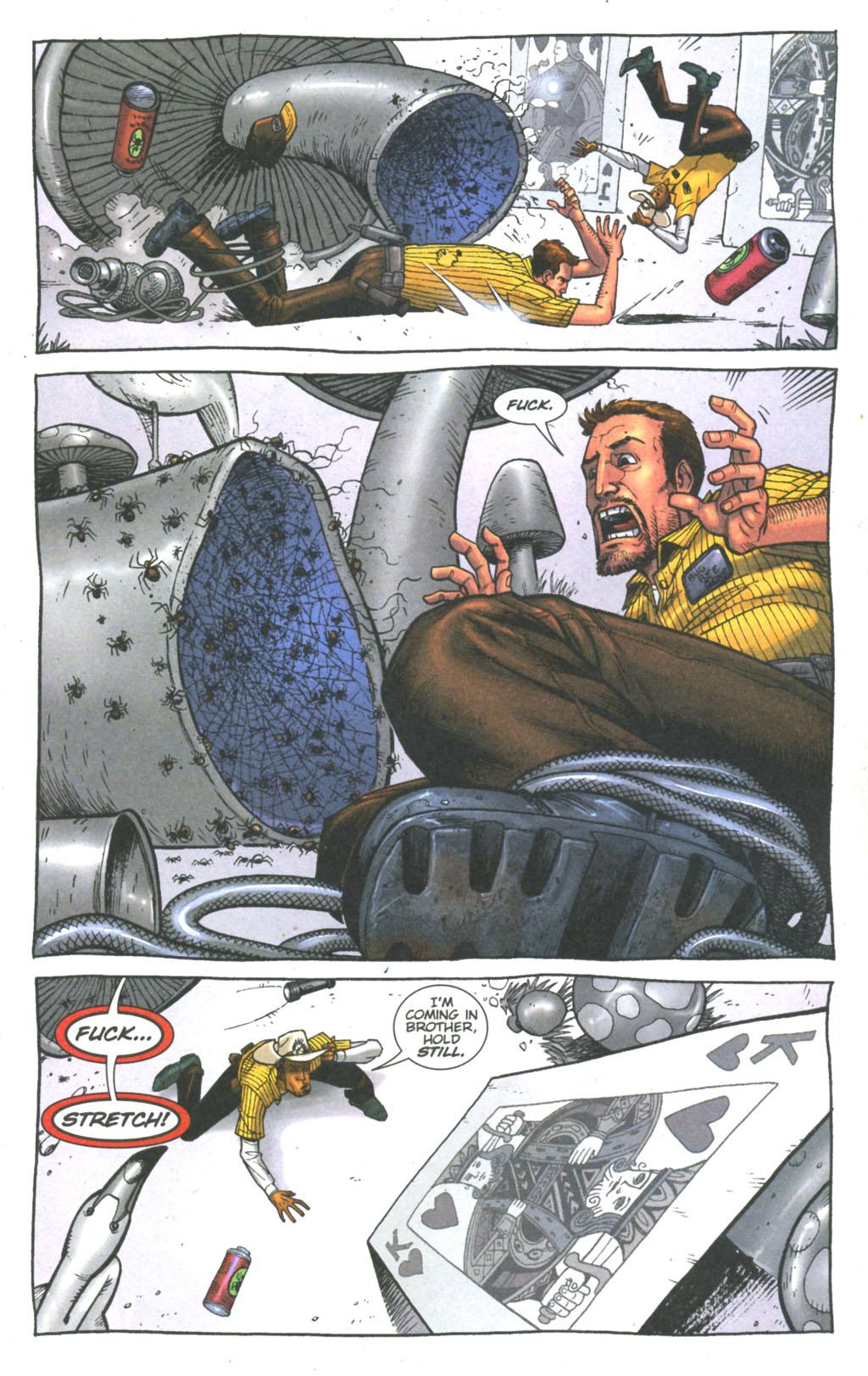 Read online The Exterminators comic -  Issue #6 - 14