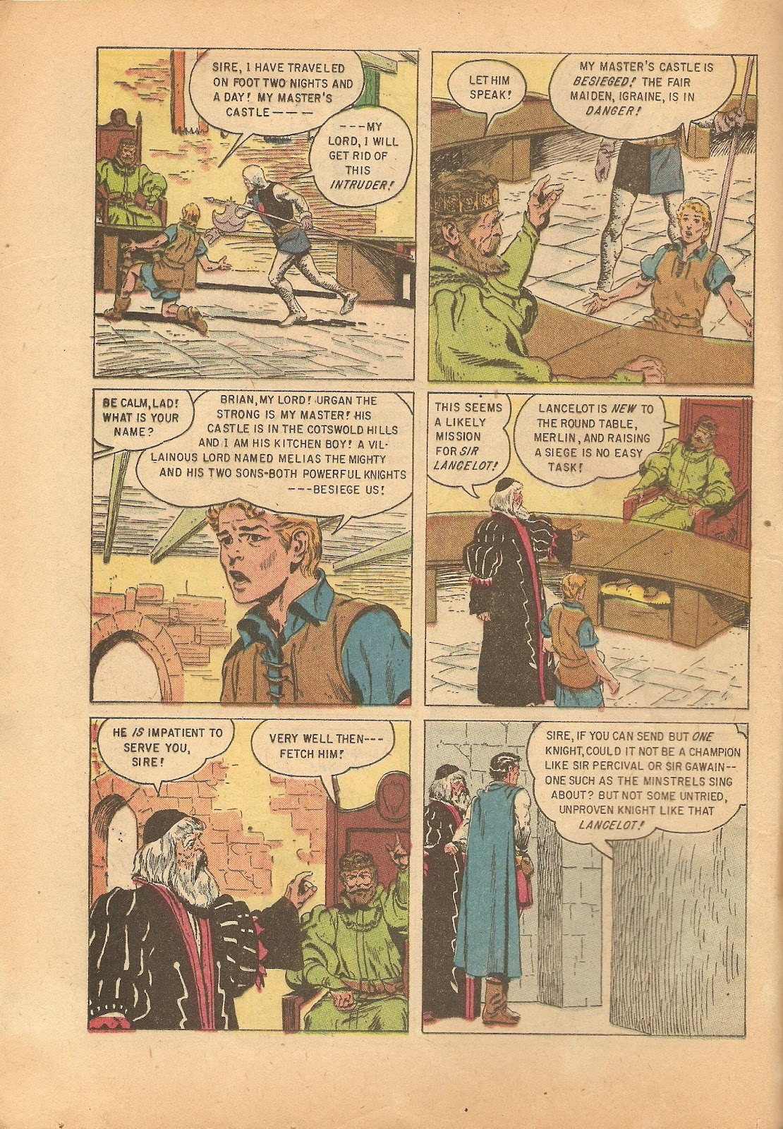 Four Color Comics issue 775 - Page 20