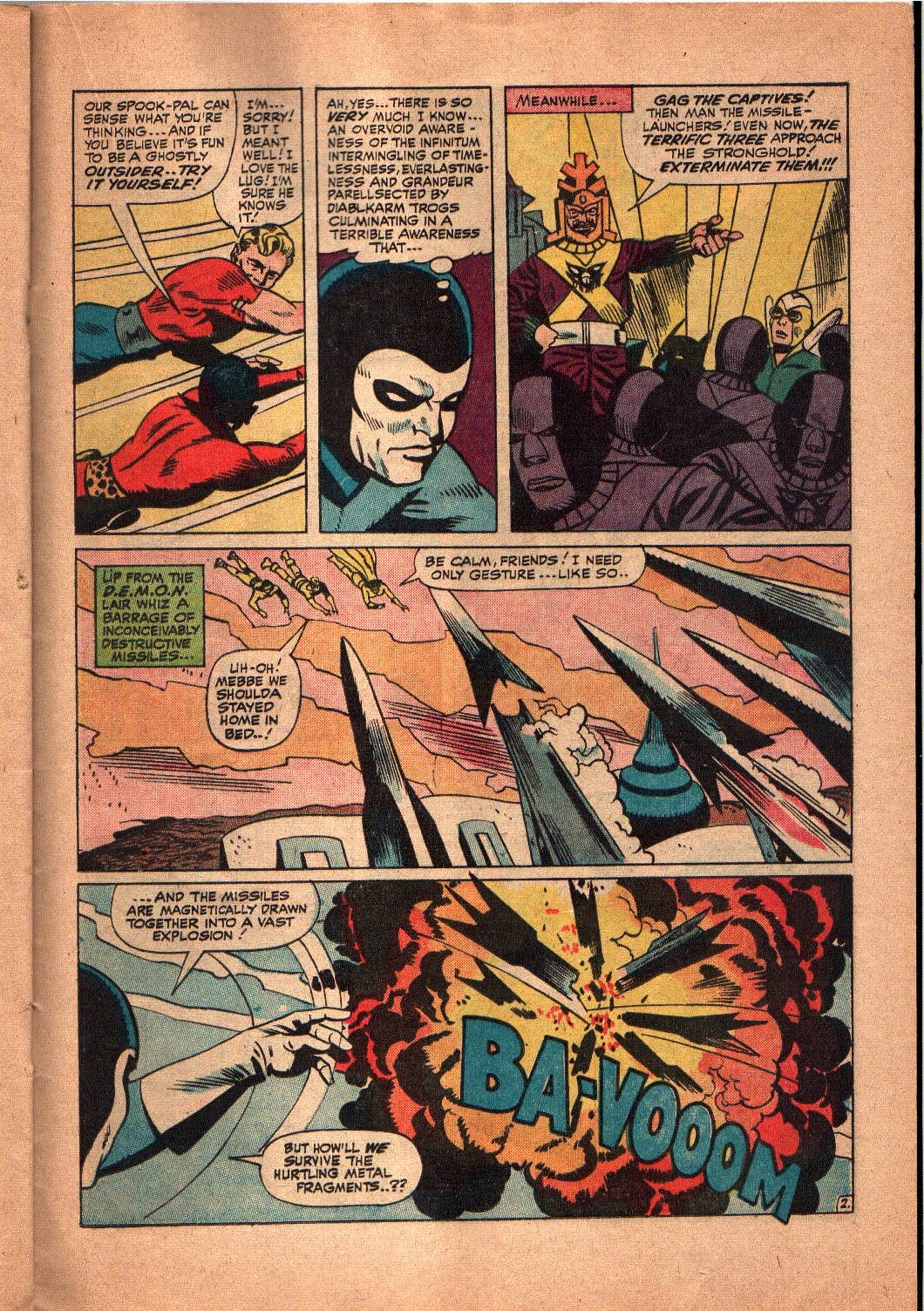 The Mighty Crusaders (1965) Issue #5 #5 - English 17