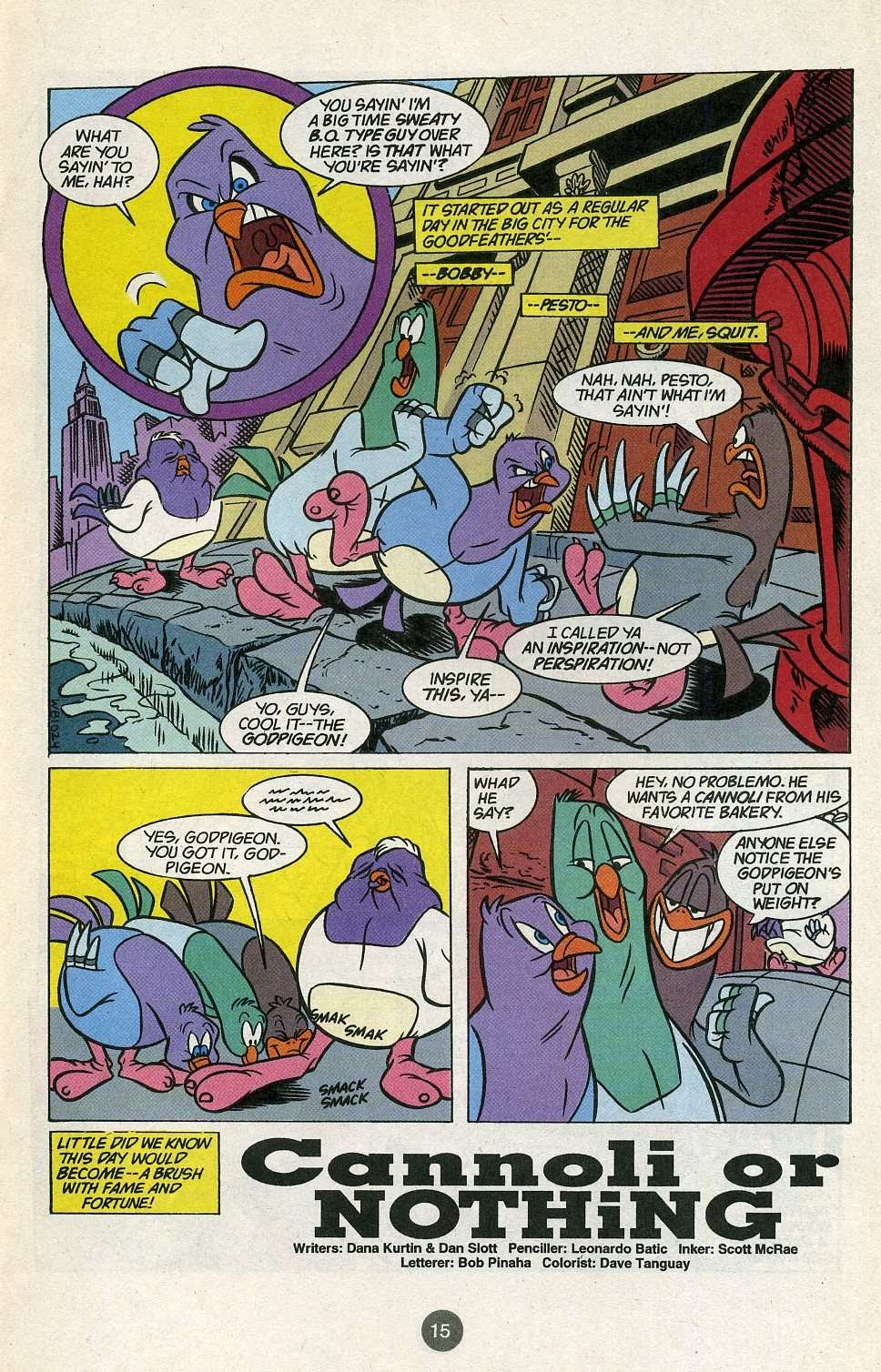 Animaniacs (1995) issue 15 - Page 18