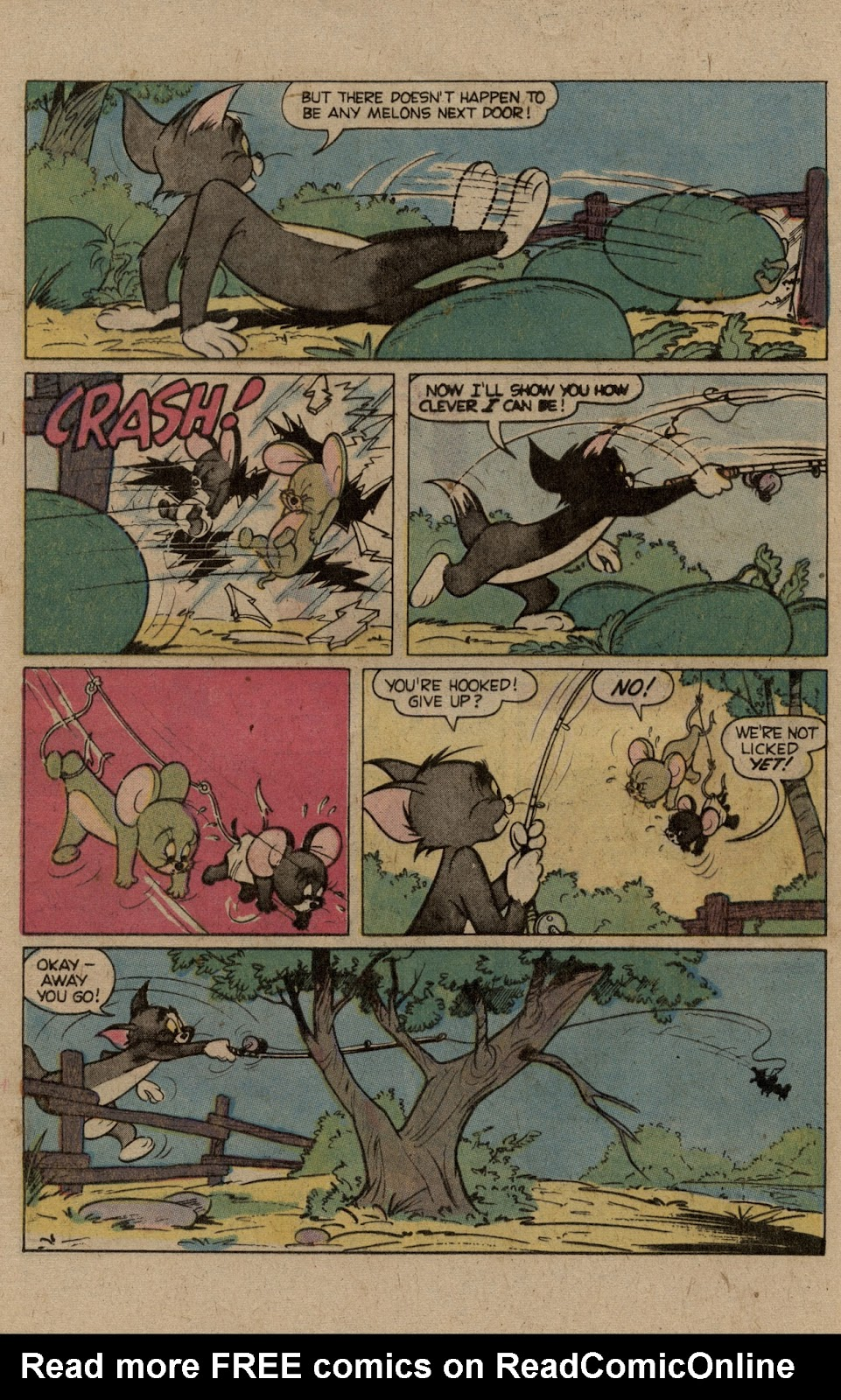 Tom and Jerry issue 299 - Page 28
