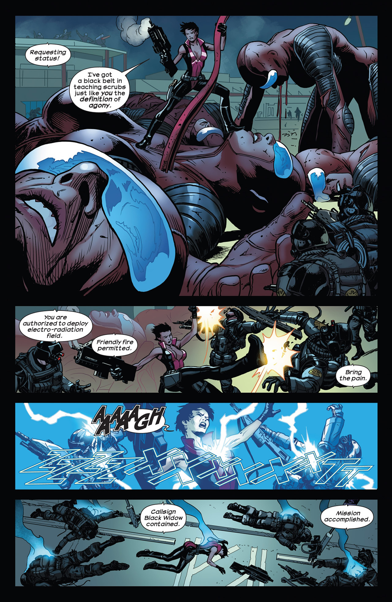 Read online Ultimate Comics Ultimates comic -  Issue #11 - 18