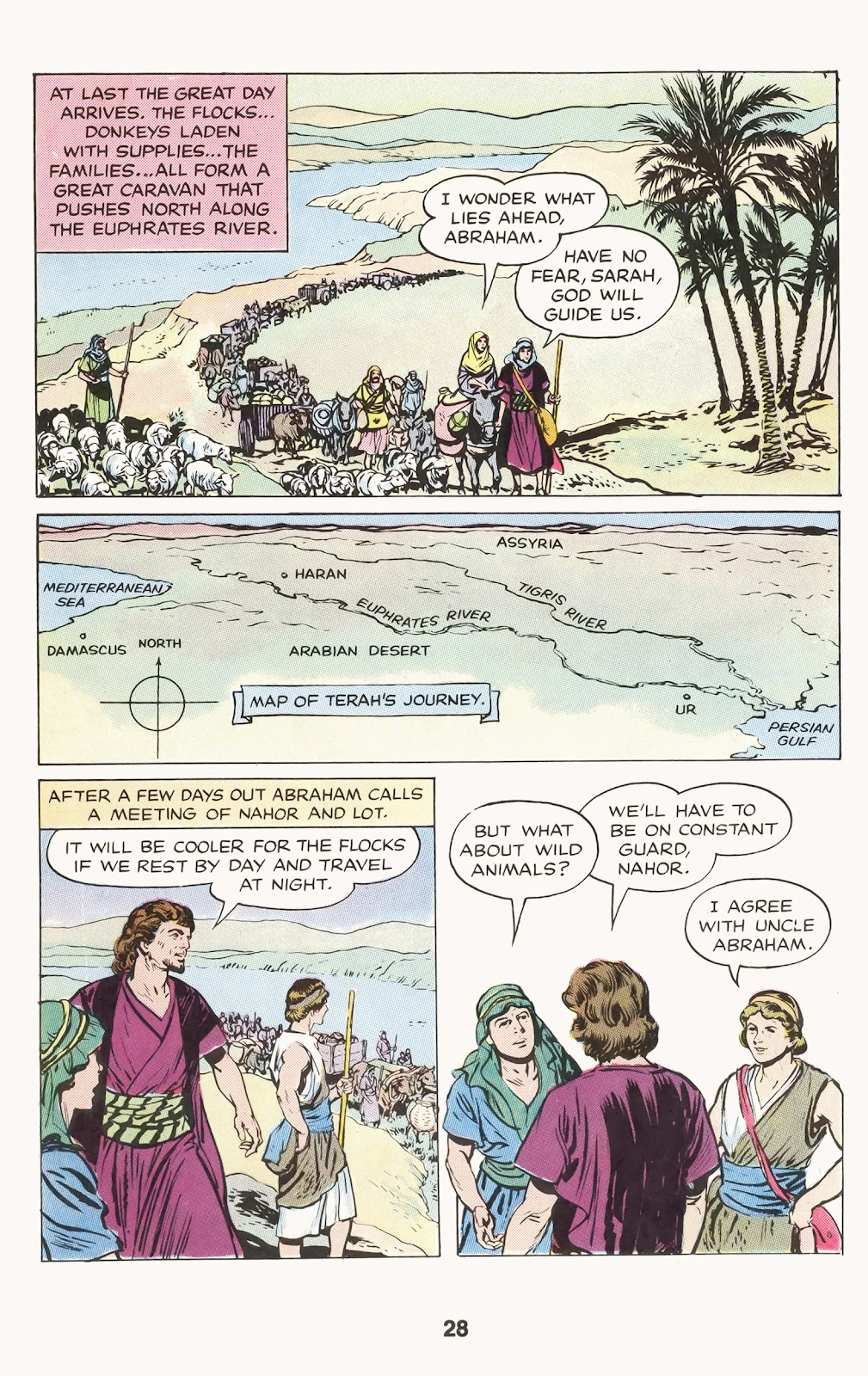 The Picture Bible issue TPB (Part 1) - Page 30