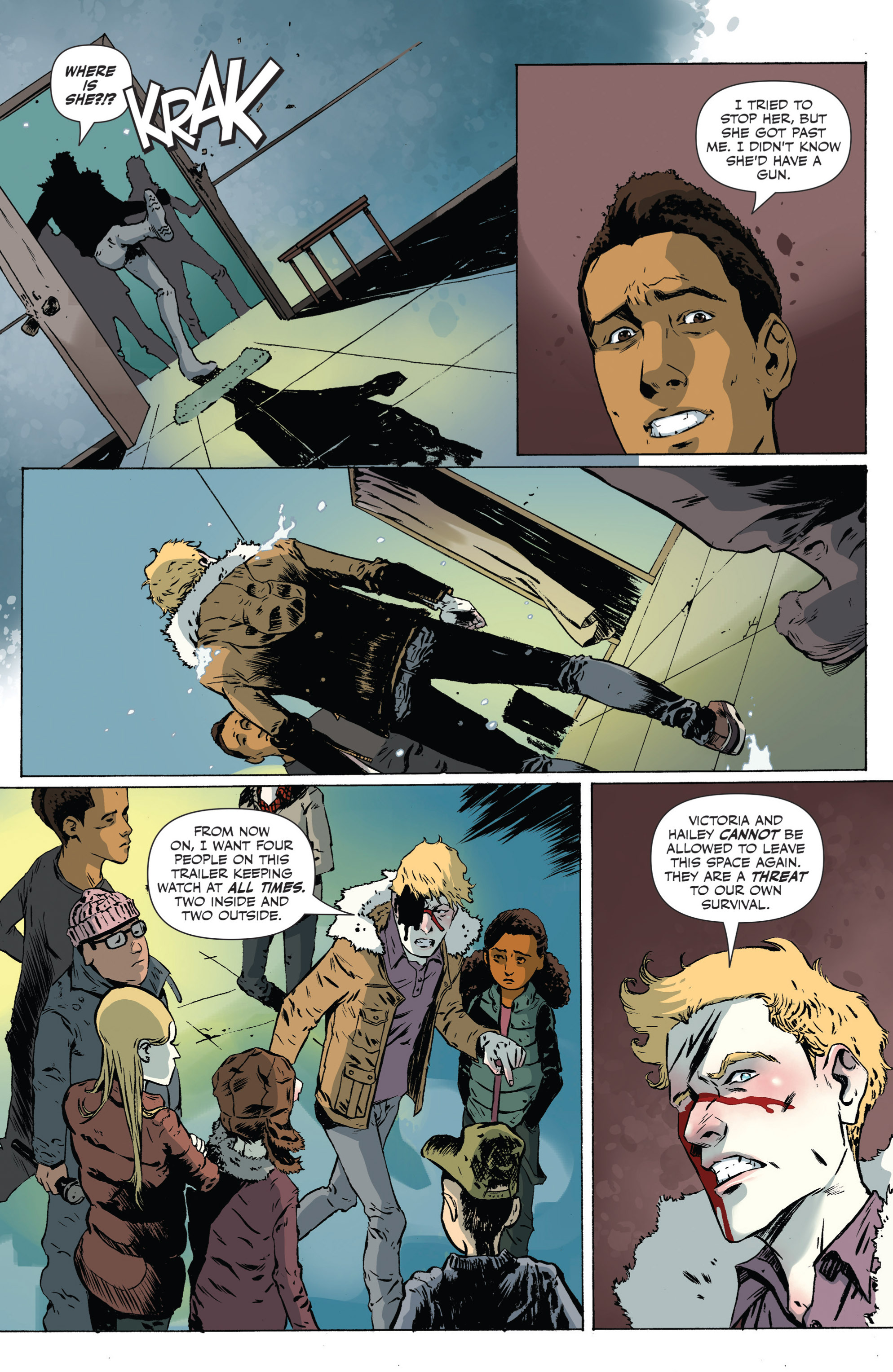 Read online Sheltered comic -  Issue #3 - 21