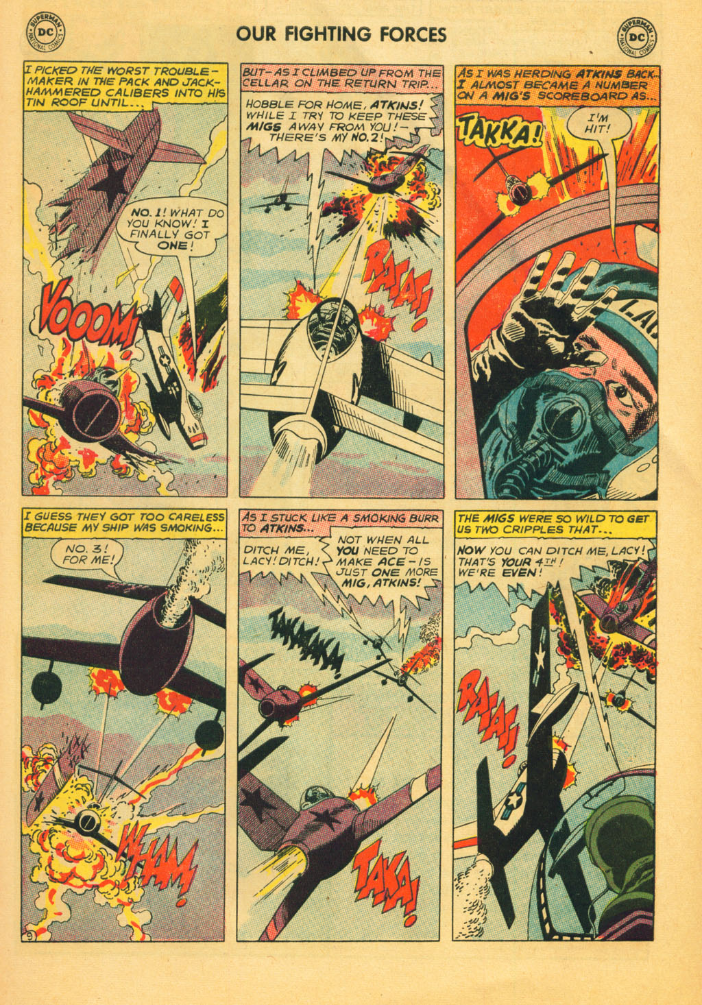 Our Fighting Forces (1954) issue 80 - Page 31