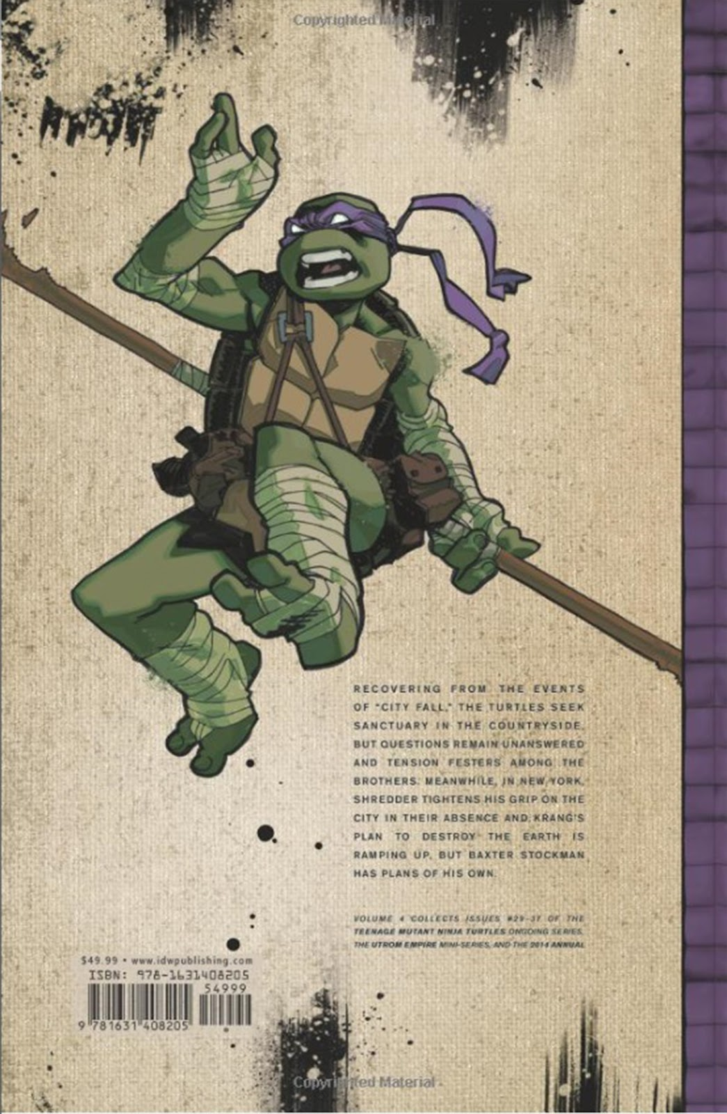Read online Teenage Mutant Ninja Turtles: The IDW Collection comic -  Issue # TPB 4 (Part 3) - 125