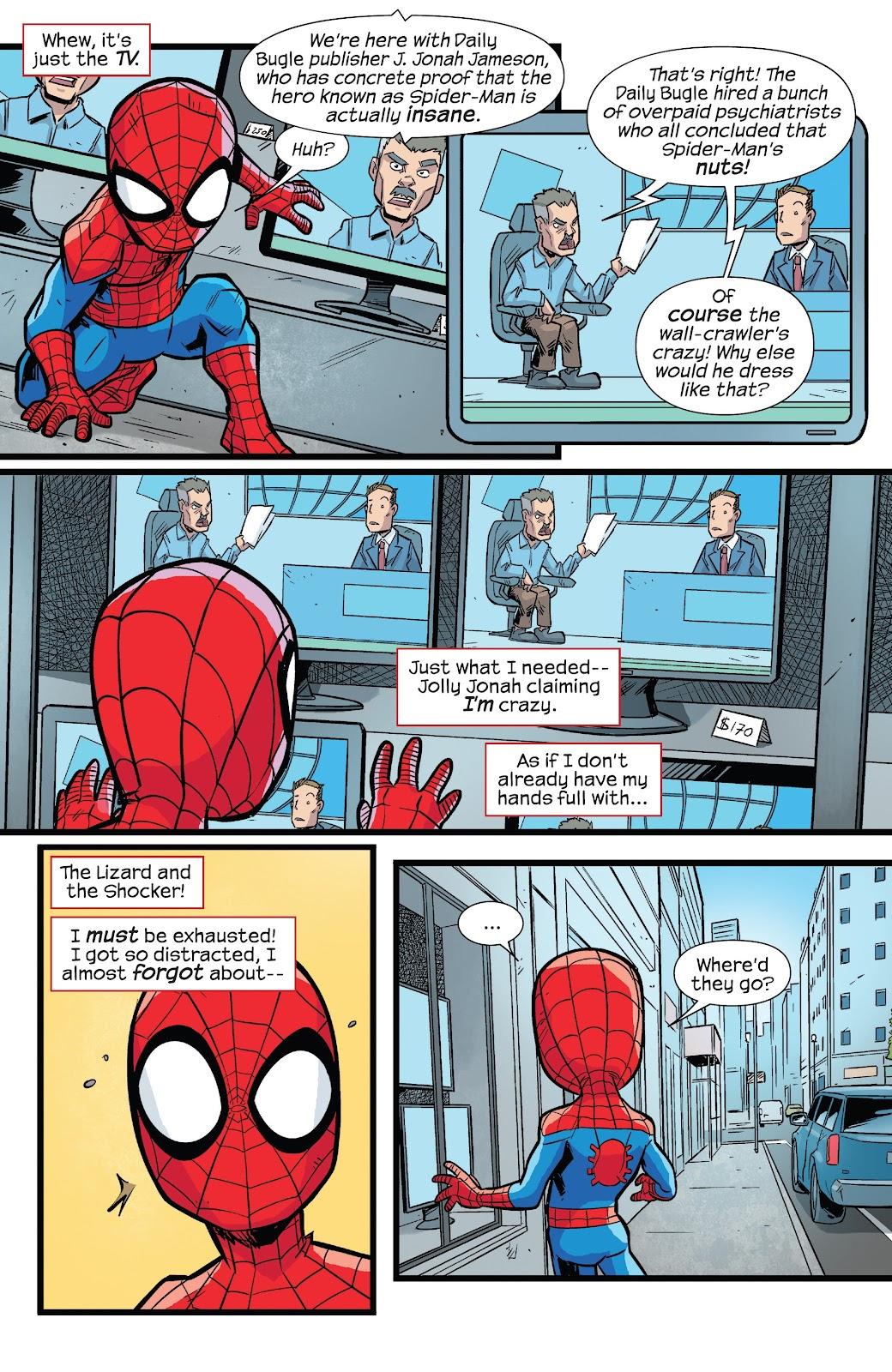 Read online Marvel Super Hero Adventures: Spider-Man – Web Designers comic -  Issue # Full - 5