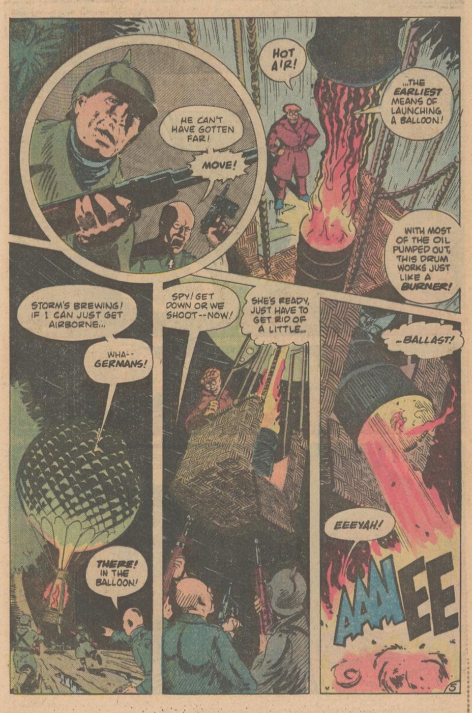 Read online Sgt. Rock comic -  Issue #355 - 19