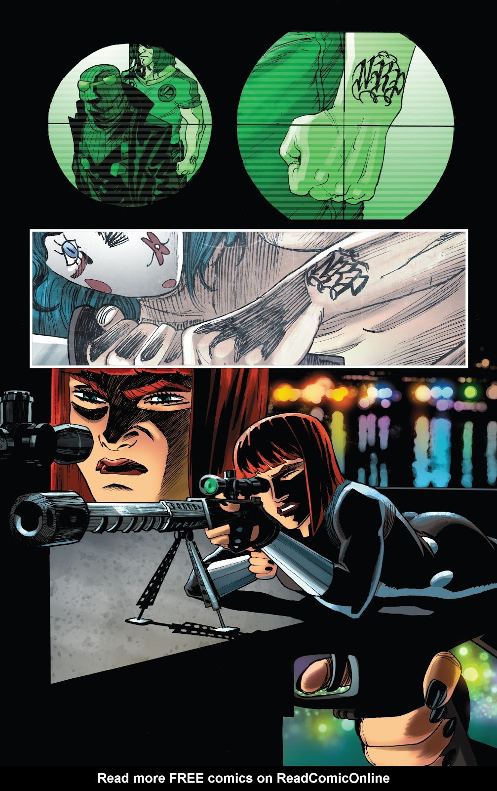 Read online Black Widow (2019) comic -  Issue #2 - 22
