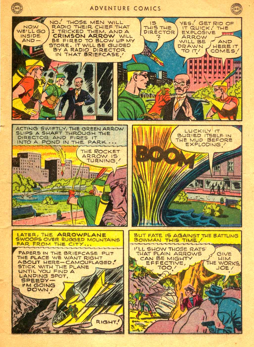 Read online Adventure Comics (1938) comic -  Issue #121 - 24