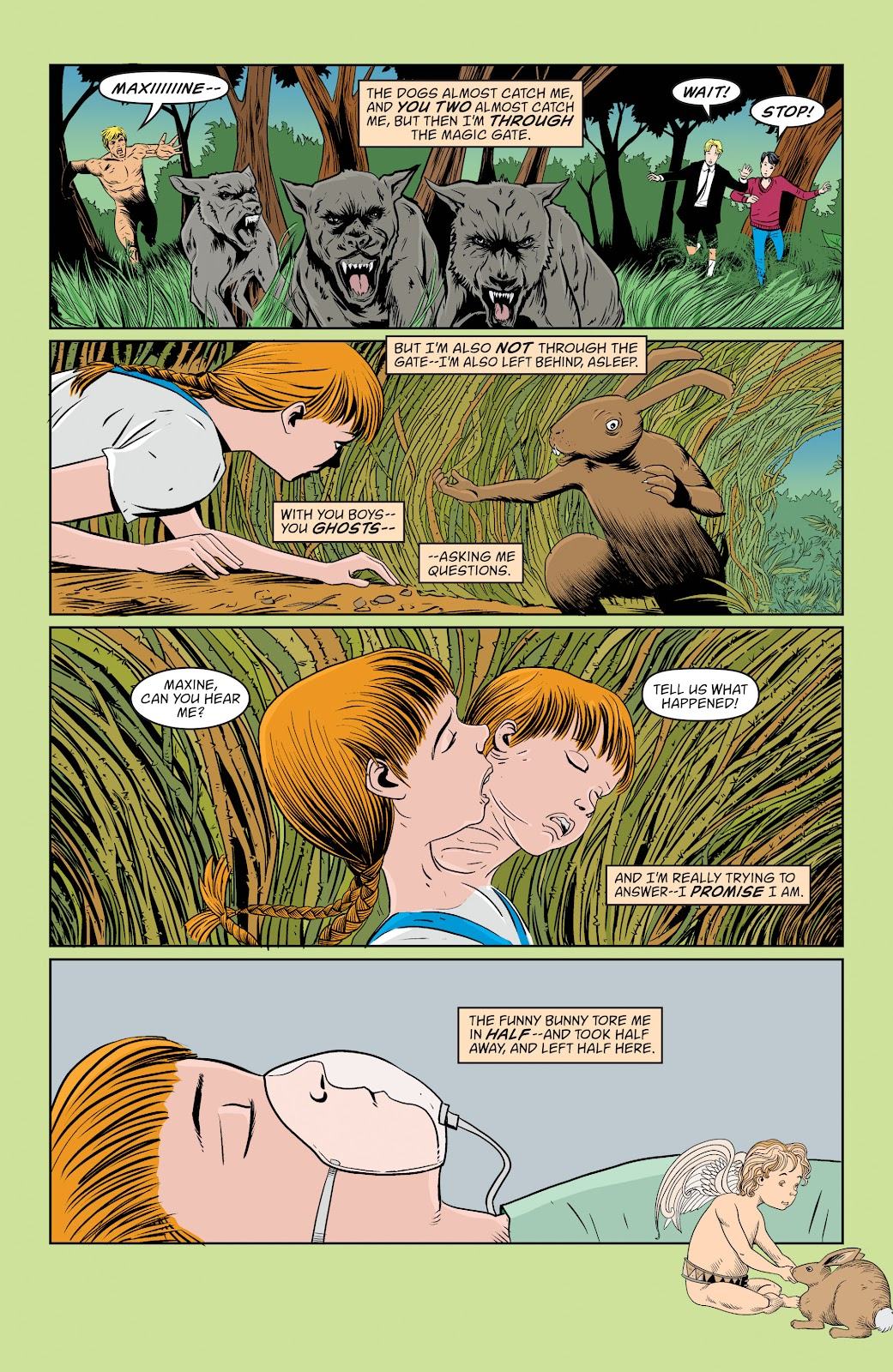 Read online The Children's Crusade comic -  Issue # _TPB (Part 1) - 97