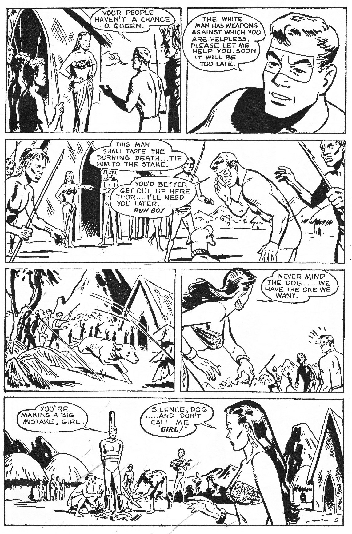 Read online Men of Mystery Comics comic -  Issue #62 - 31
