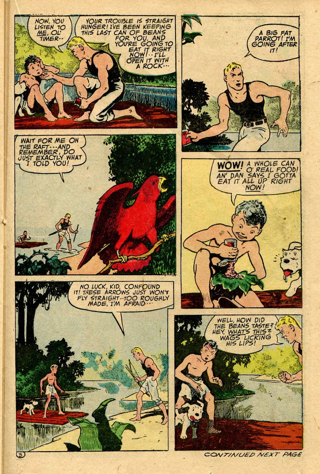 Read online Famous Funnies comic -  Issue #116 - 31