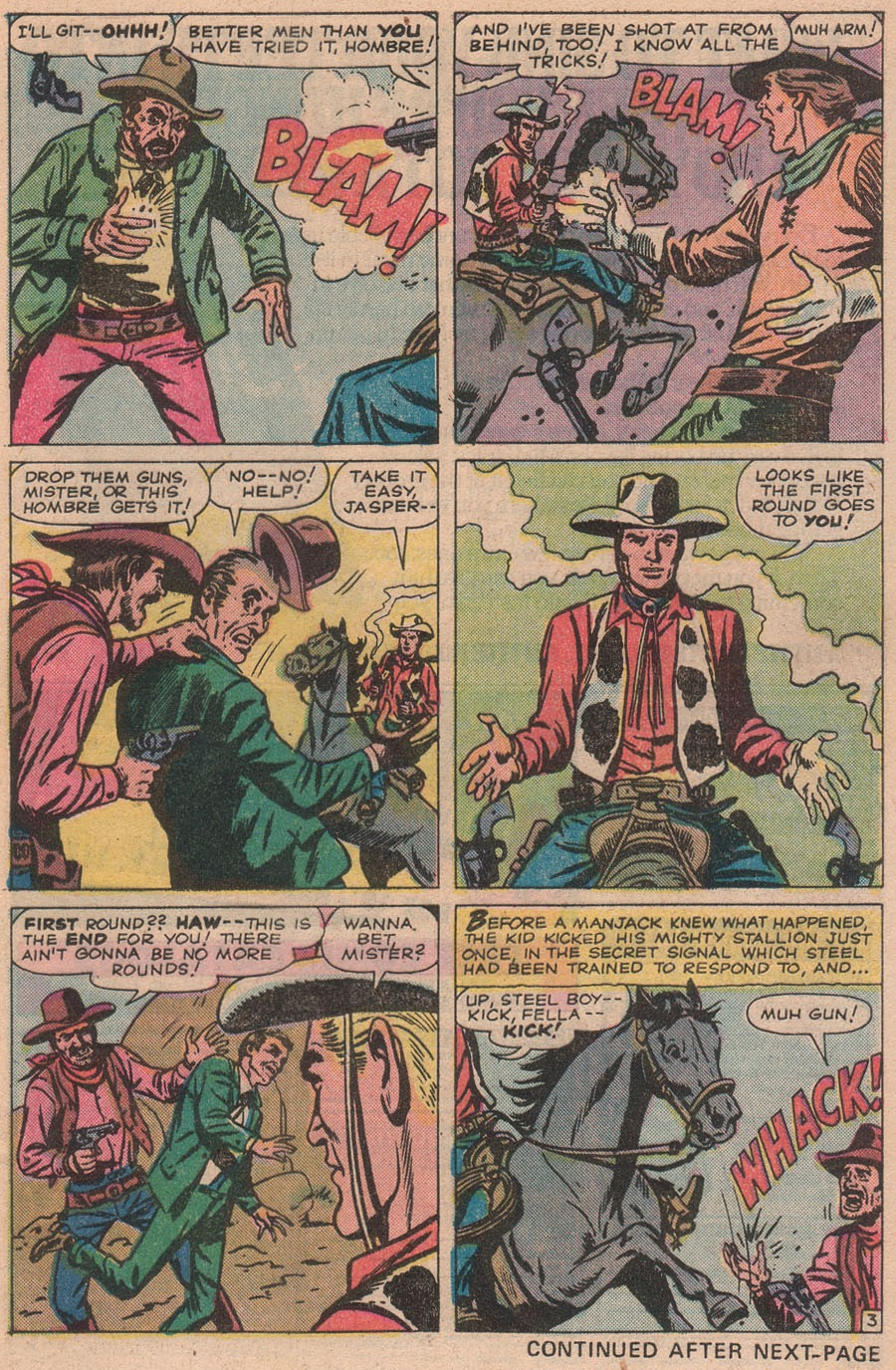 Kid Colt Outlaw issue 203 - Page 5