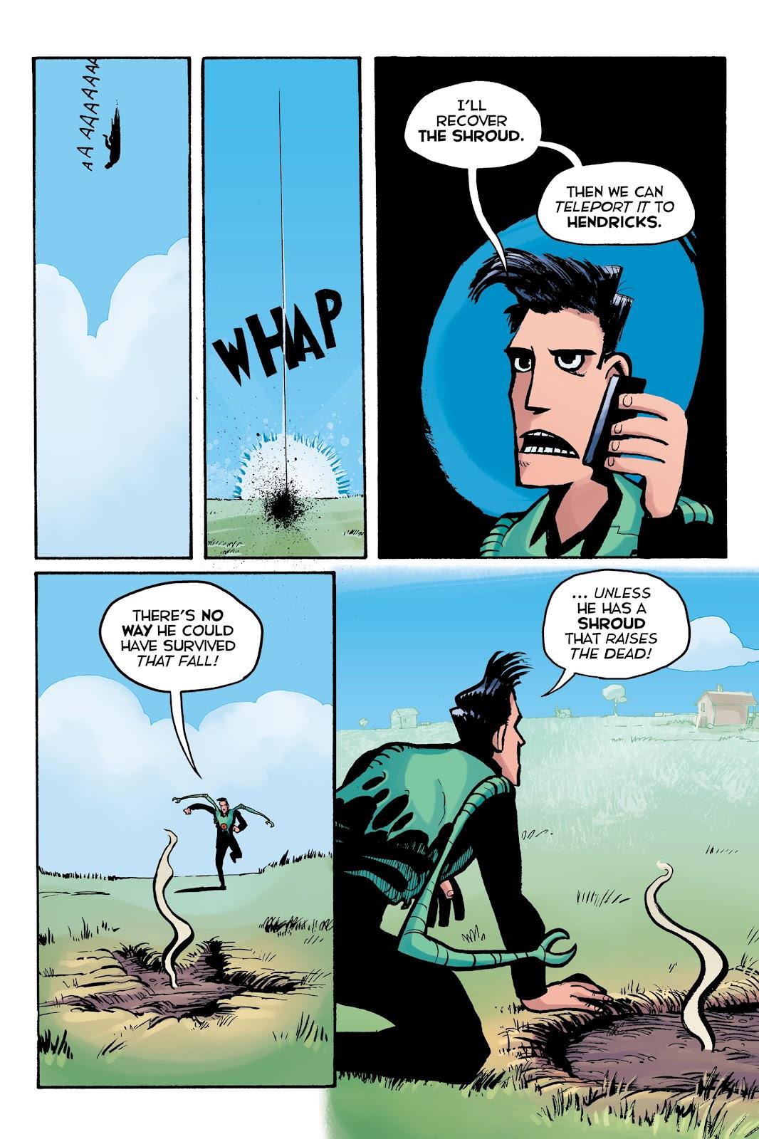 Read online Creature Tech (2019) comic -  Issue # TPB (Part 2) - 22