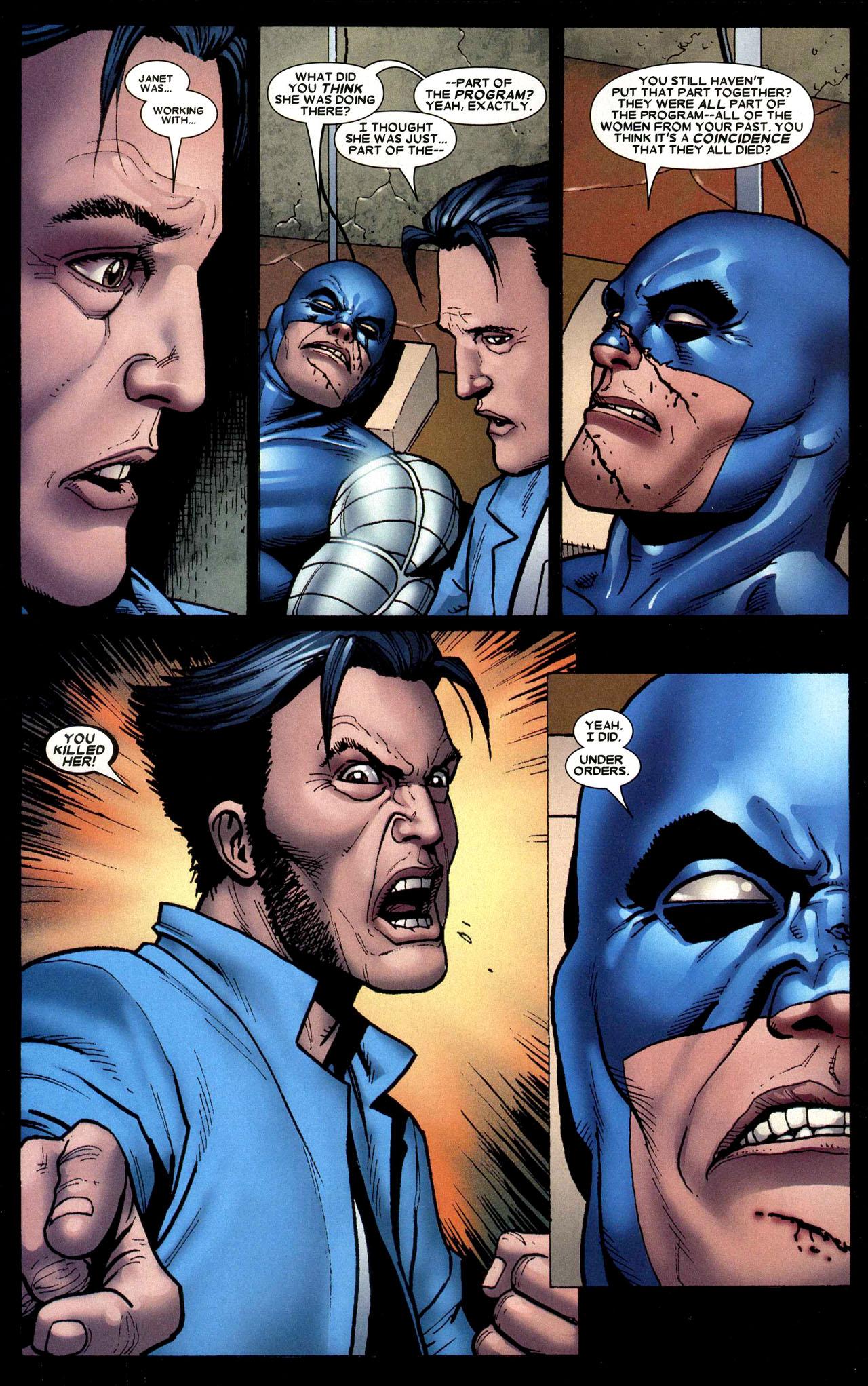 Read online Wolverine: Origins comic -  Issue #15 - 13