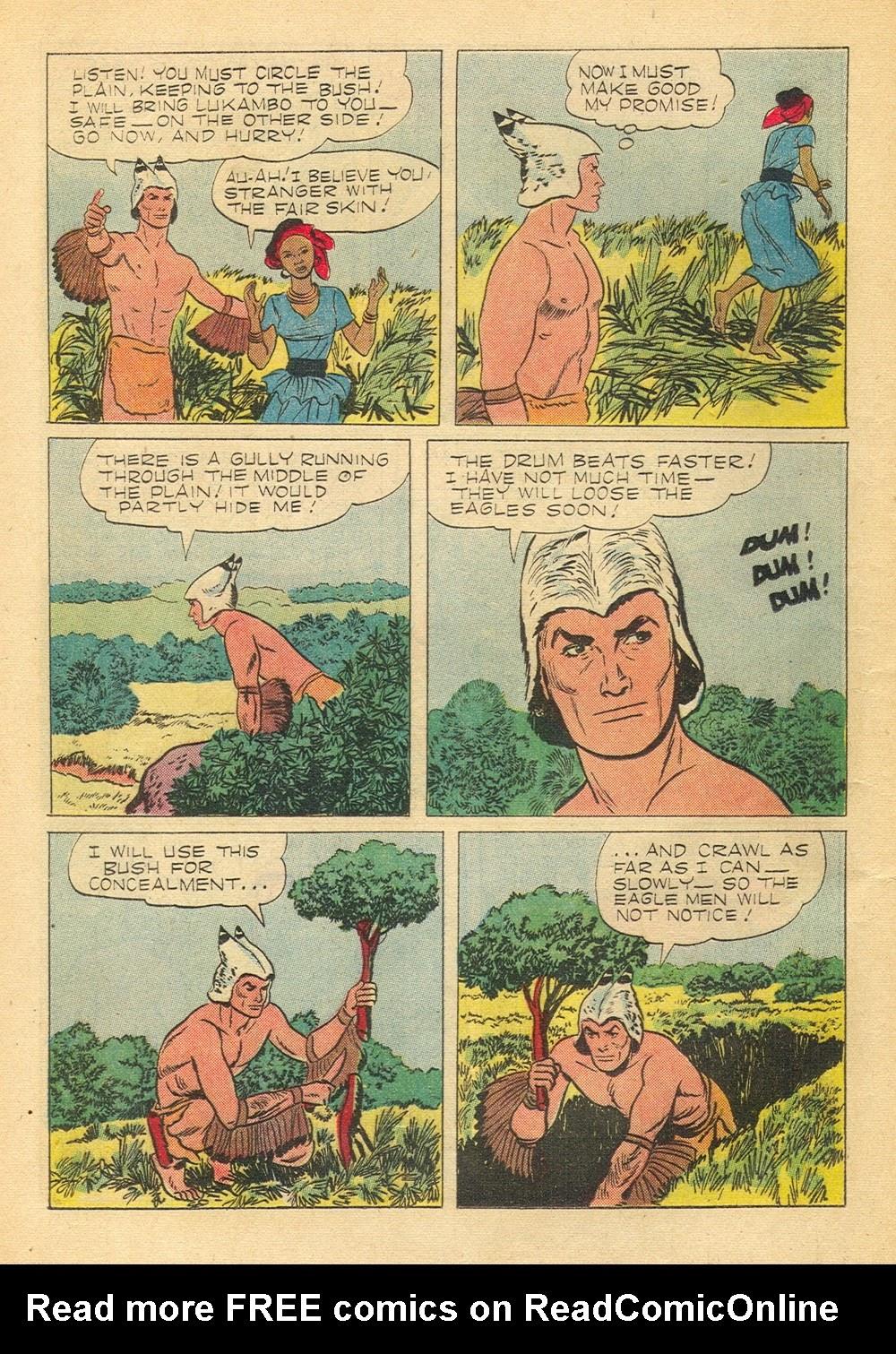 Tarzan (1948) issue 75 - Page 12