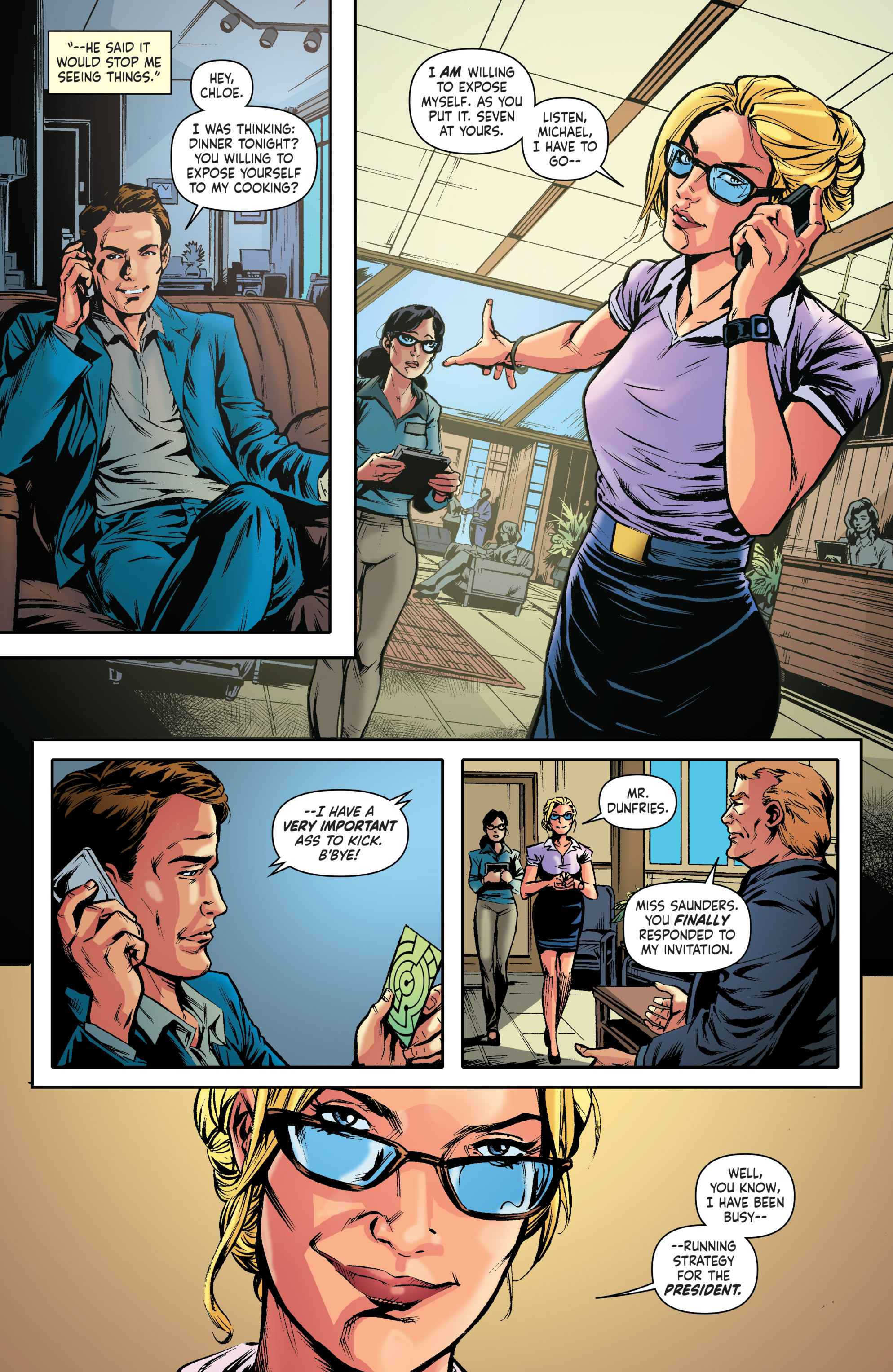 Read online Saucer State comic -  Issue #1 - 13
