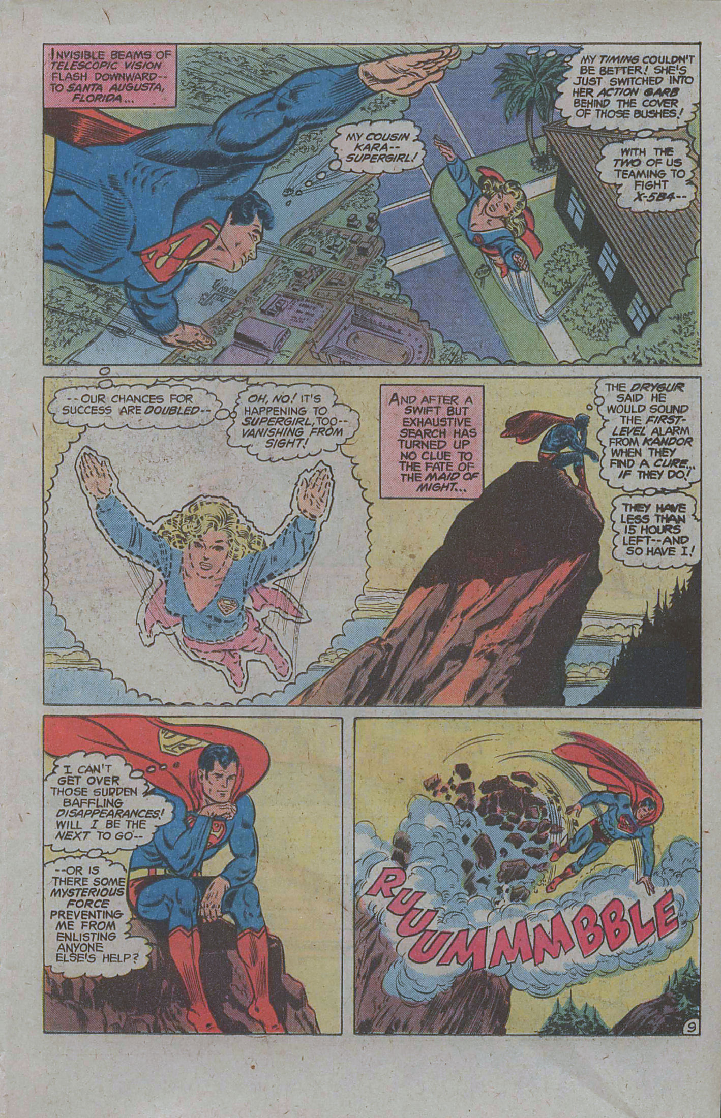 Read online Action Comics (1938) comic -  Issue #496 - 15