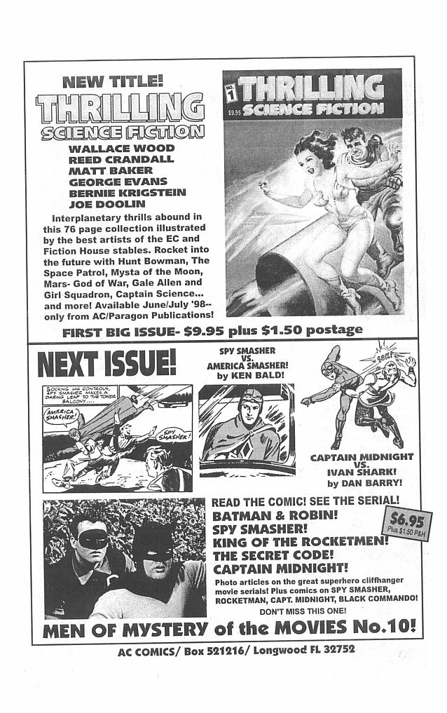 Read online Golden-Age Men of Mystery comic -  Issue #9 - 36