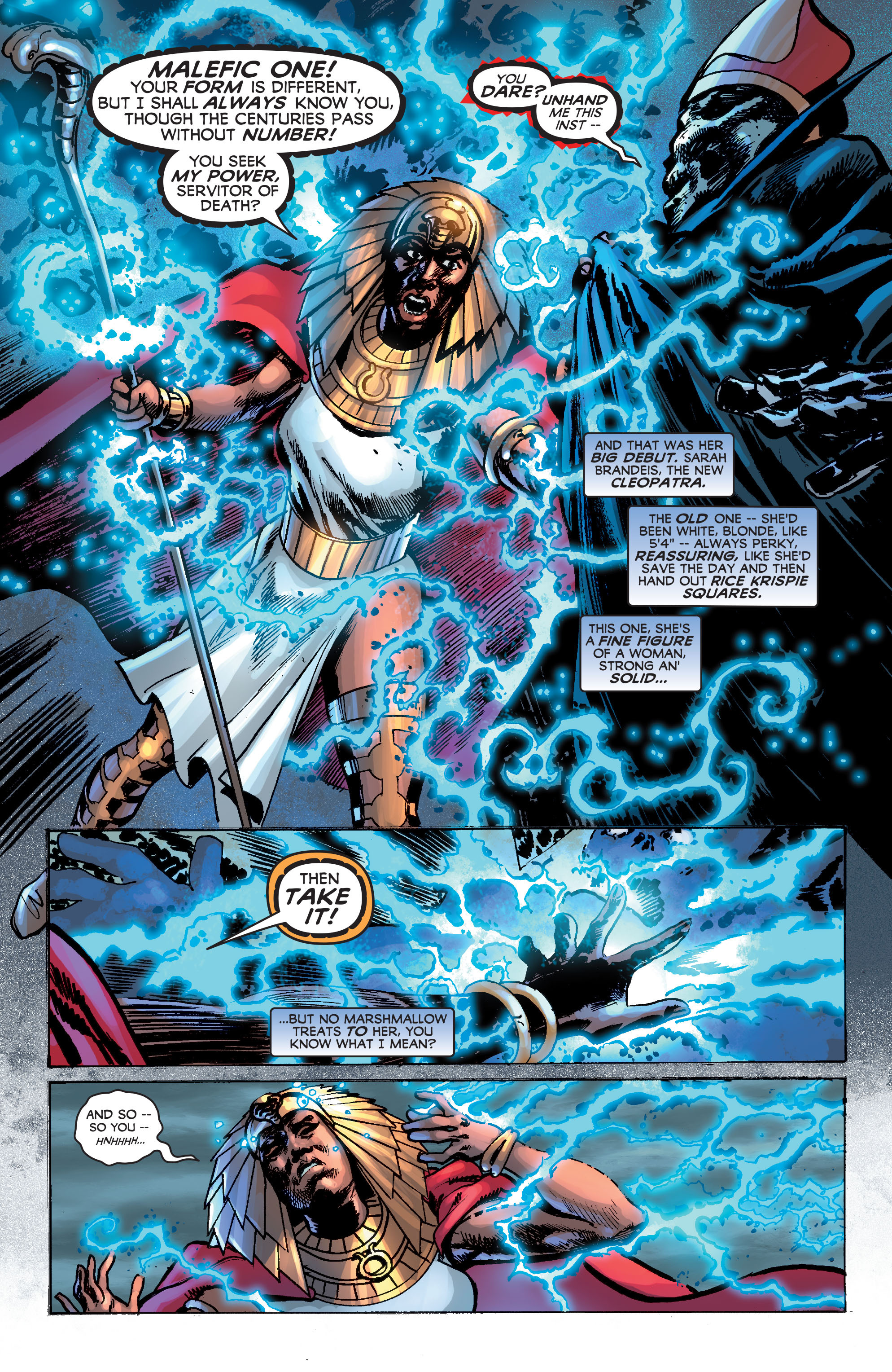 Read online Astro City: Dark Age/Book Three comic -  Issue #1 - 7
