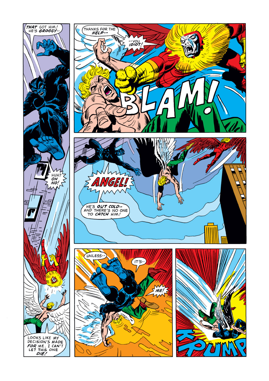 Read online Amazing Adventures (1970) comic -  Issue #15 - 10