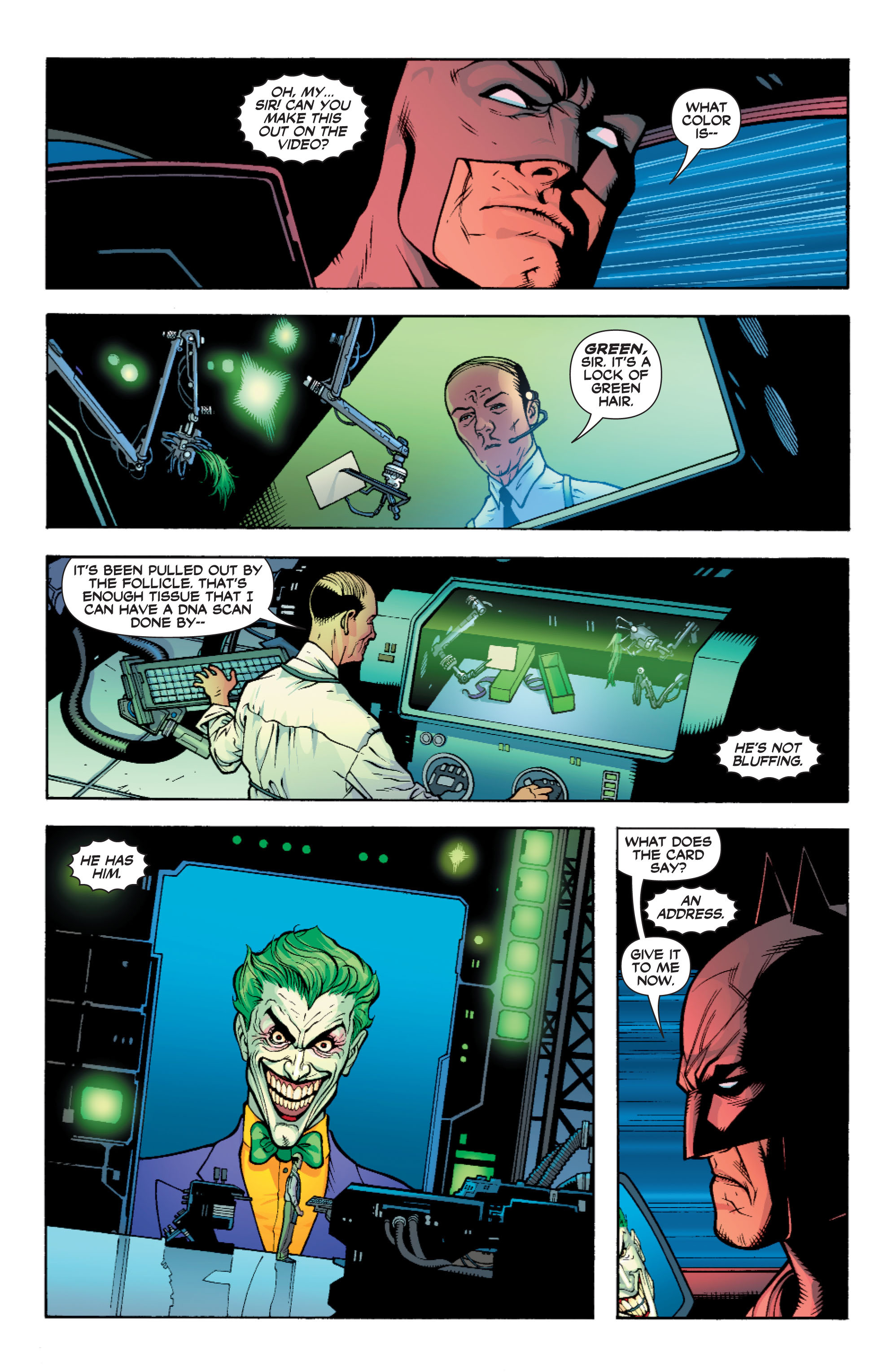 Read online Batman: Under The Red Hood comic -  Issue # Full - 256