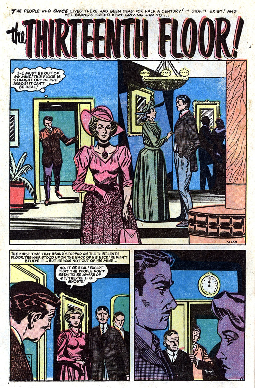 Mystic (1951) issue 61 - Page 8