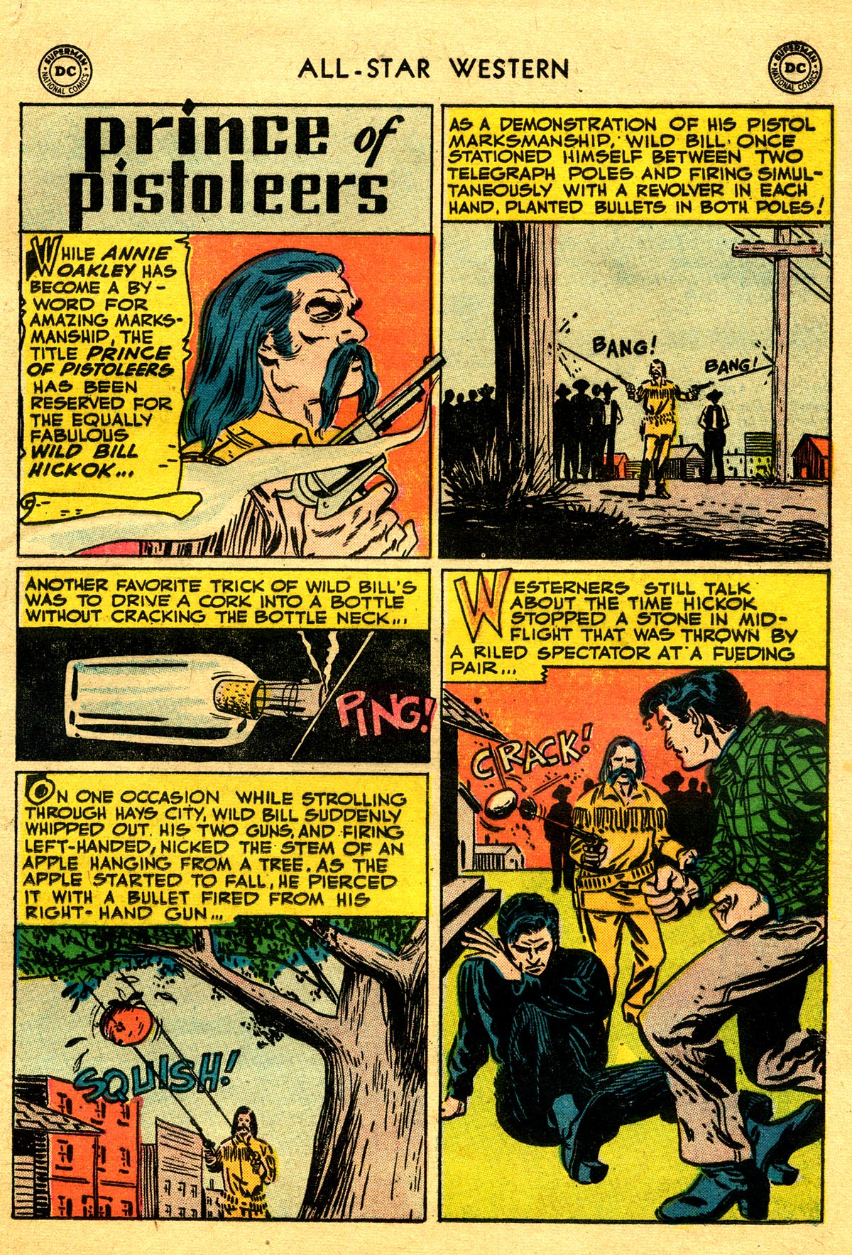 Read online All-Star Western (1951) comic -  Issue #93 - 17