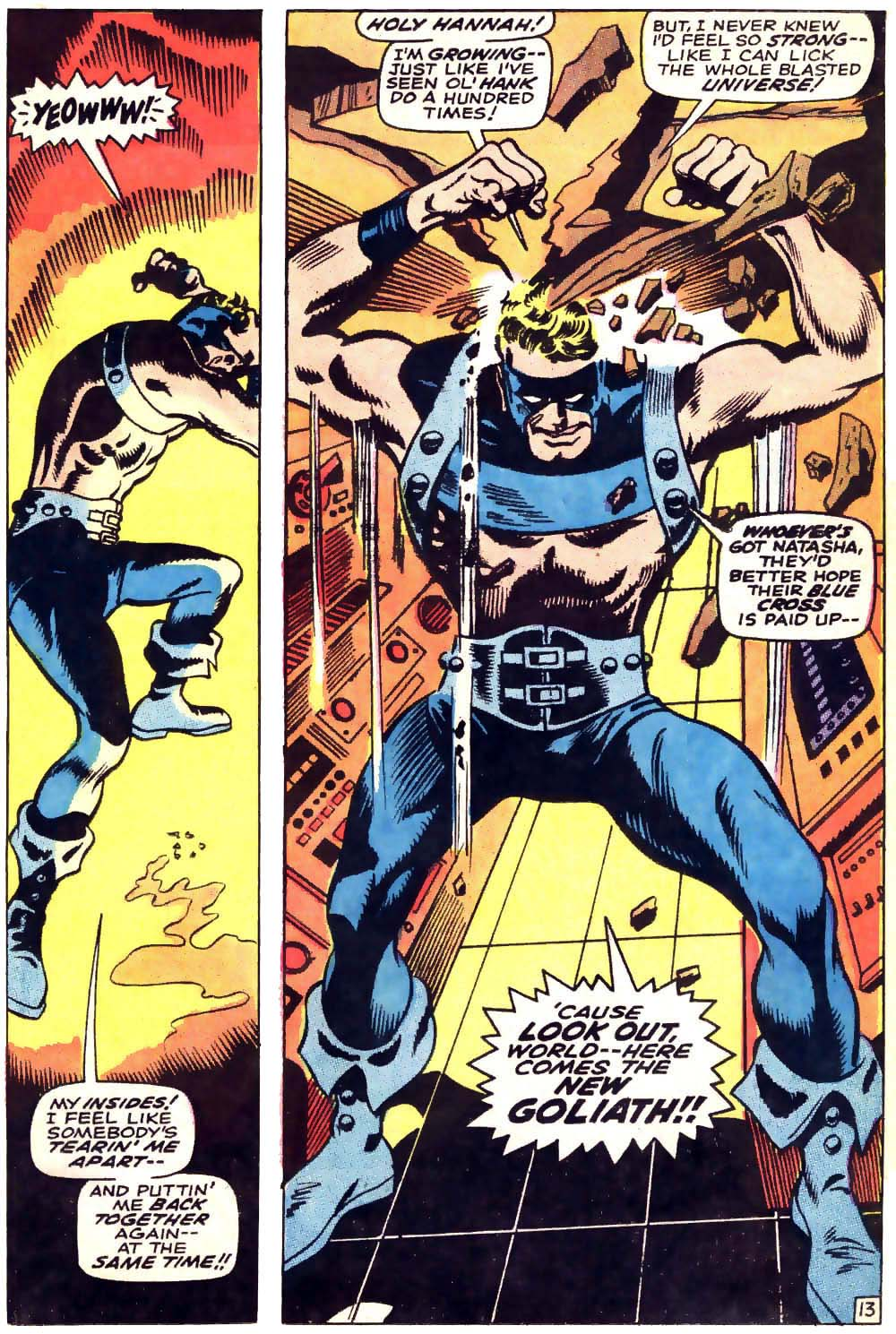 The Avengers (1963) 63 Page 13