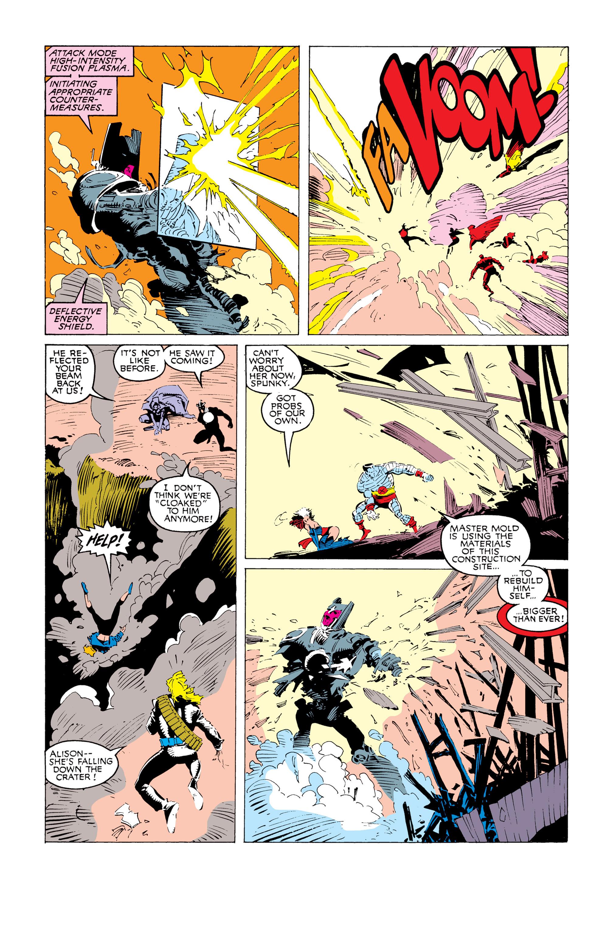 Read online Uncanny X-Men (1963) comic -  Issue #247 - 13