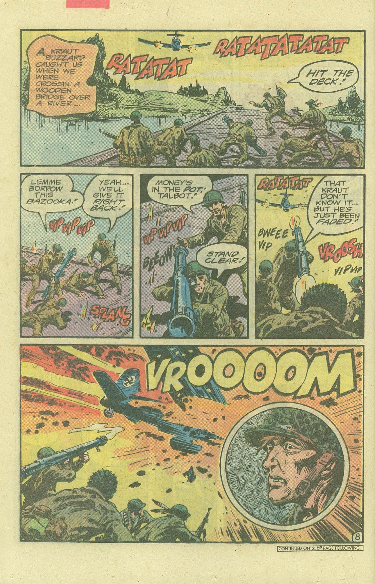 Read online Sgt. Rock comic -  Issue #380 - 11