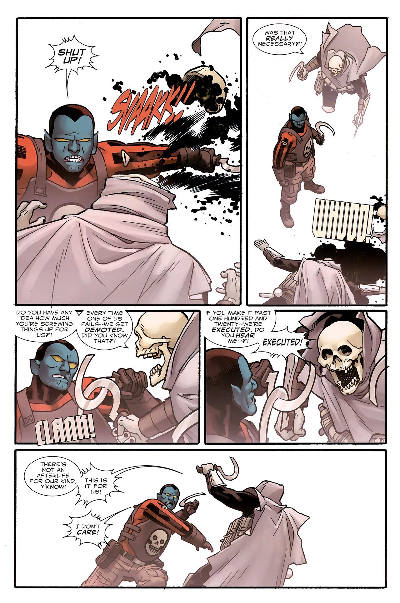 Read online Destroyer comic -  Issue #5 - 10