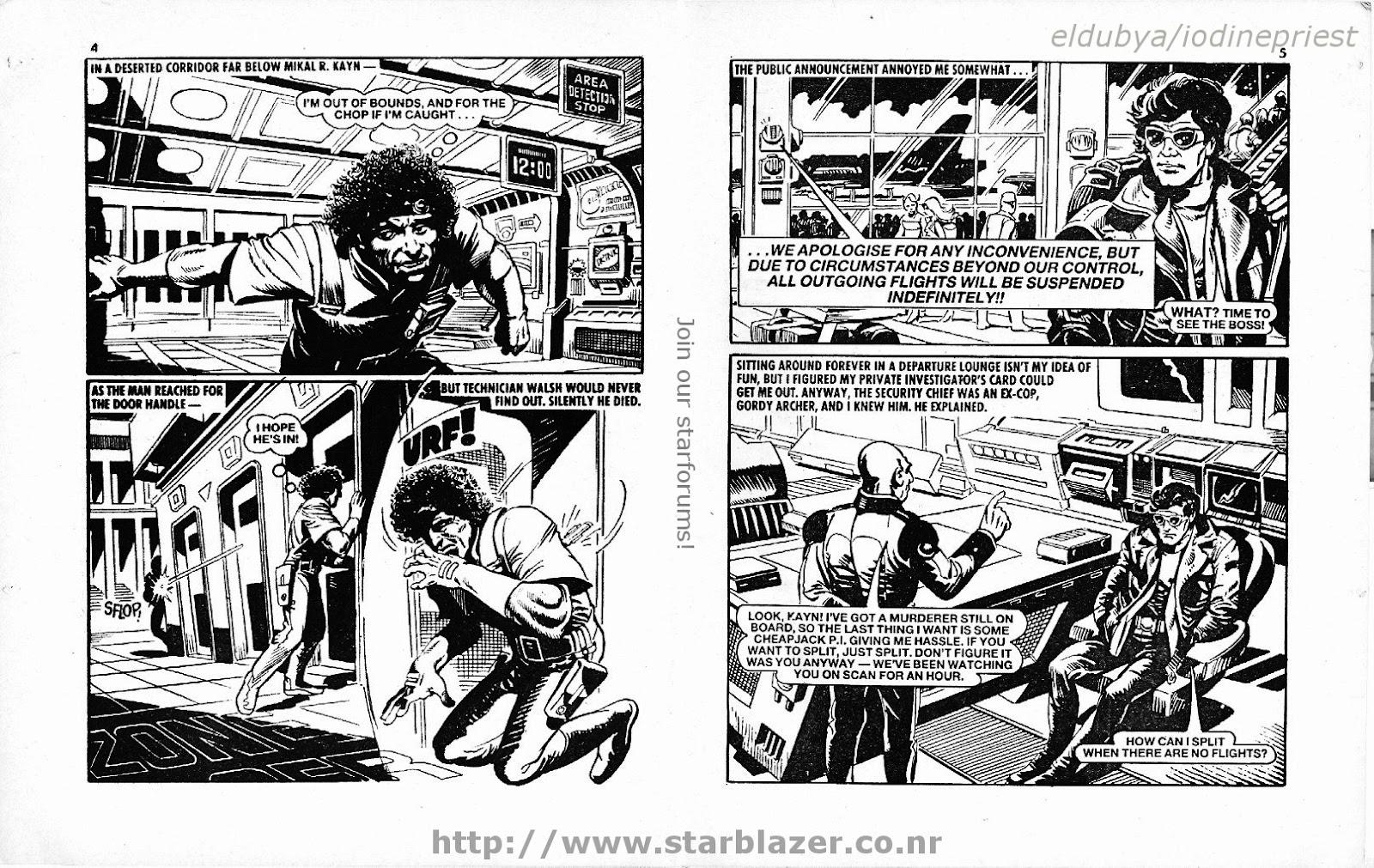 Starblazer issue 173 - Page 4