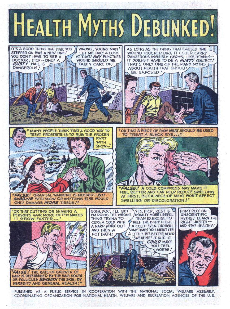Read online Sea Devils comic -  Issue #29 - 15