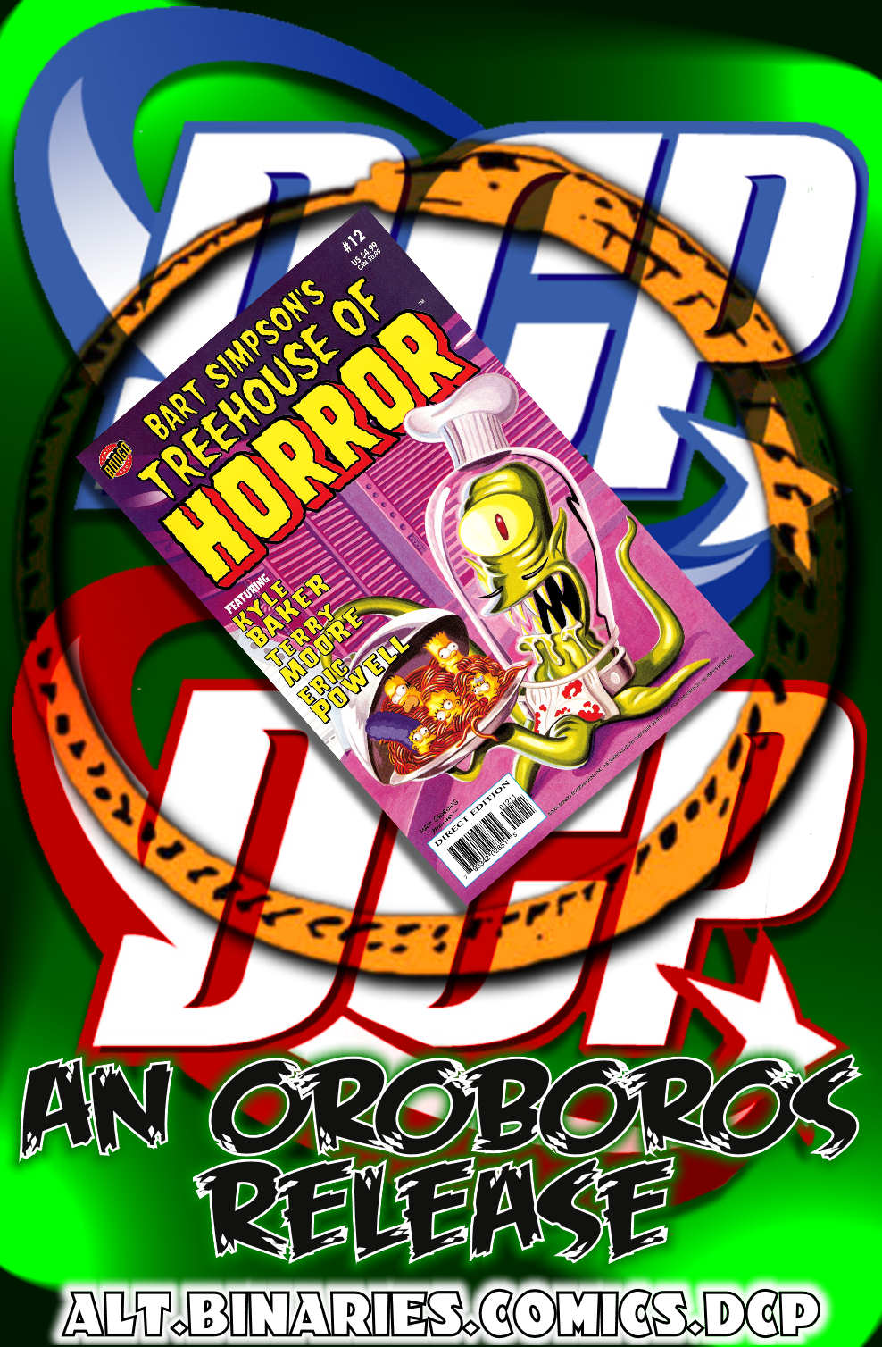 Read online Treehouse of Horror comic -  Issue #12 - 52