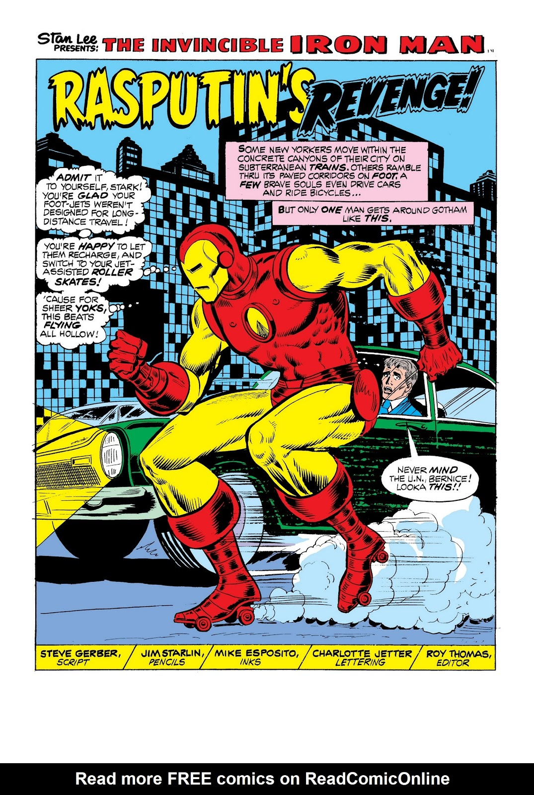 Read online Marvel Masterworks: The Invincible Iron Man comic -  Issue # TPB 9 (Part 1) - 50