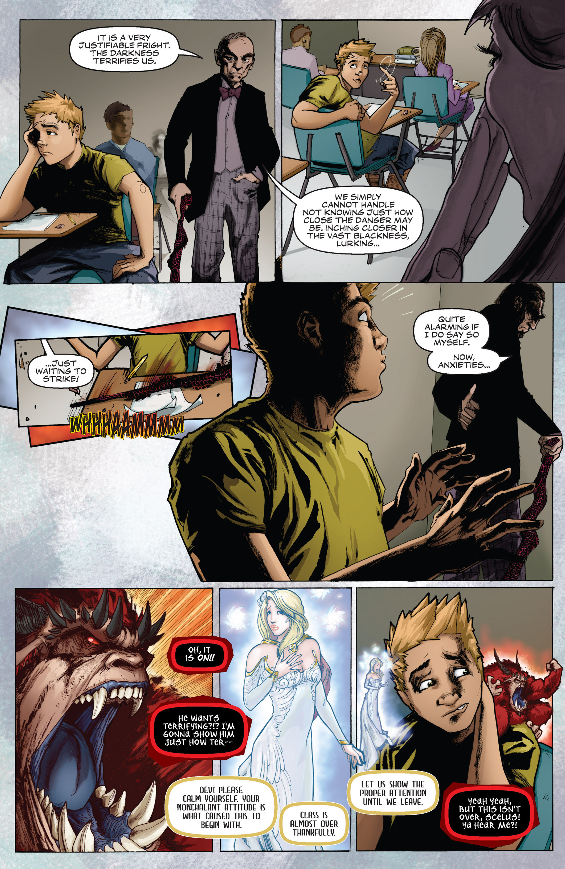 Read online Shrugged (2013) comic -  Issue #2 - 7